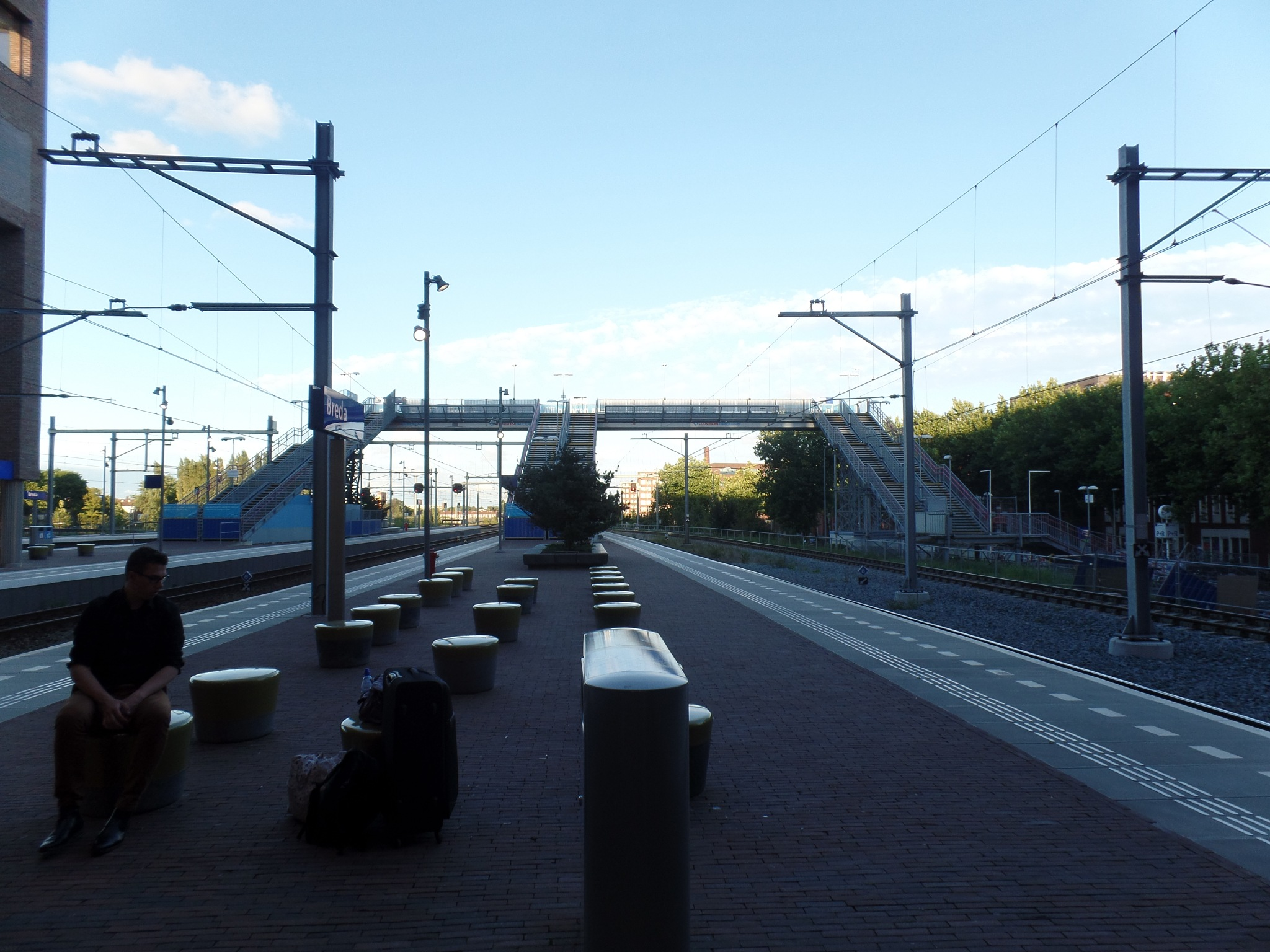 Station Breda by ingrid1960