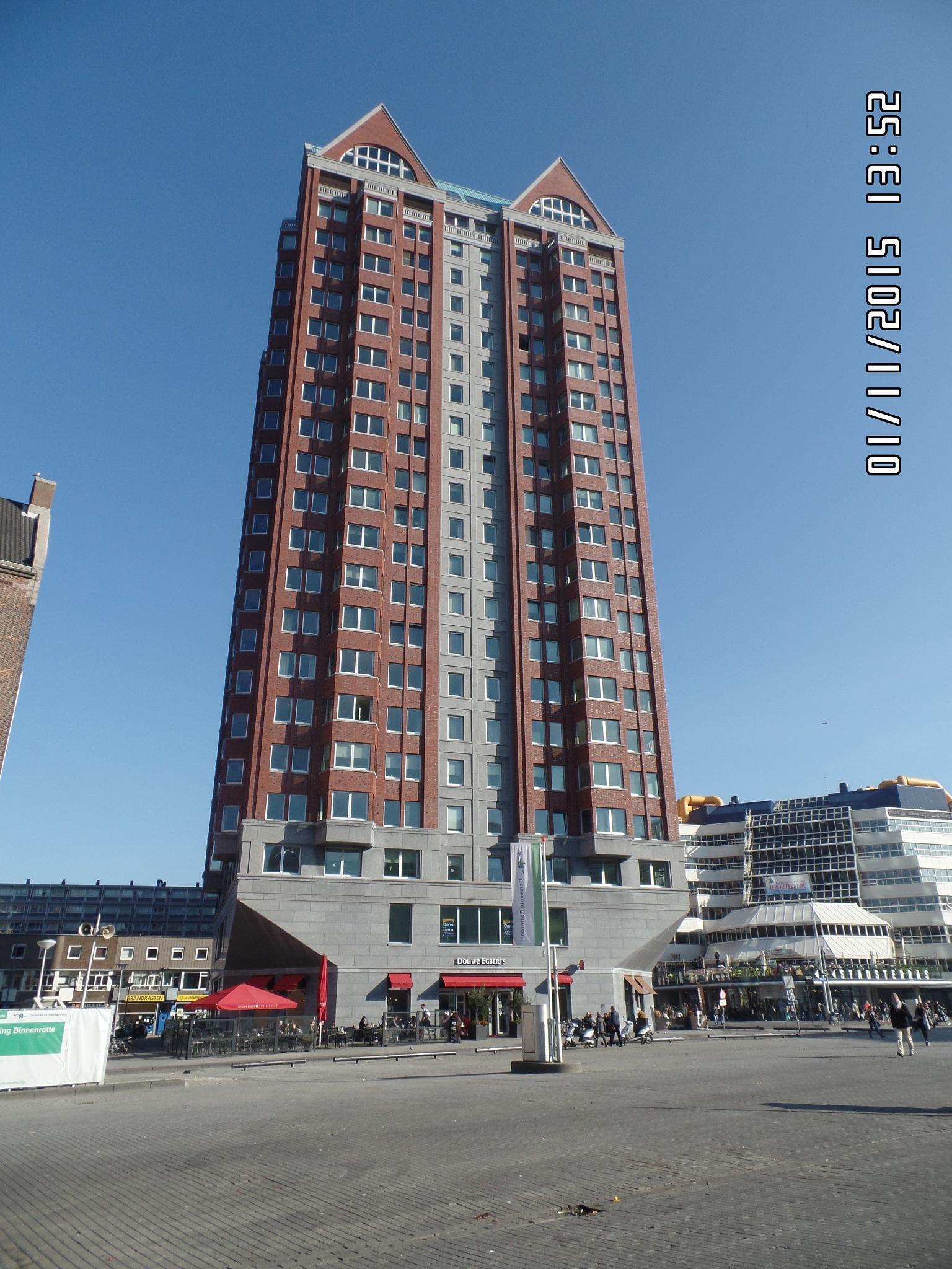 Rotterdam by ingrid1960