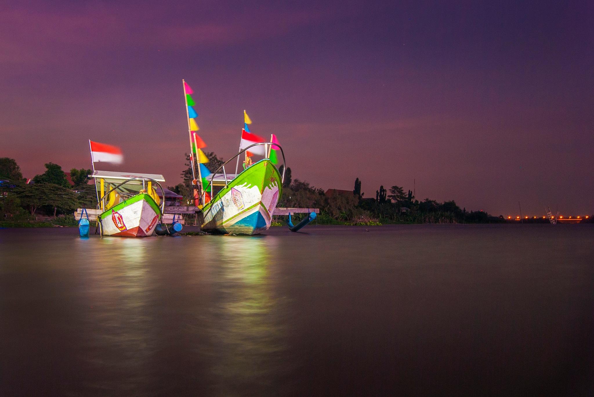 Two Ship by Ahmad Kamaluddin Ashari