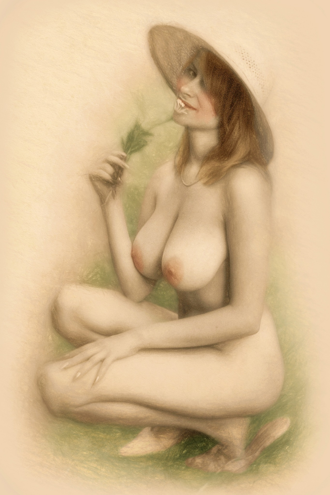 Nadine  by FrancoisPignon