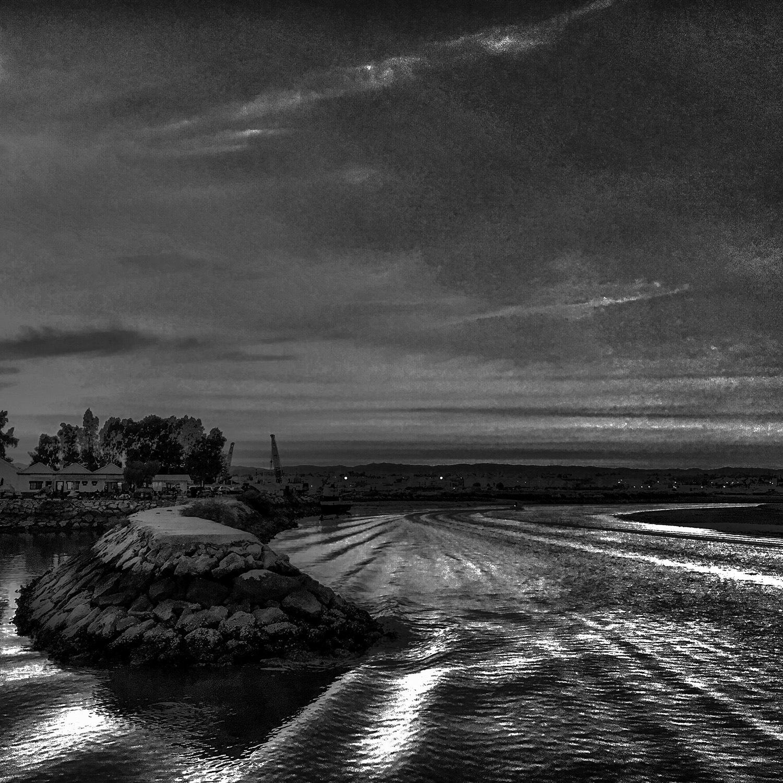 Dark sunset  by jmatela