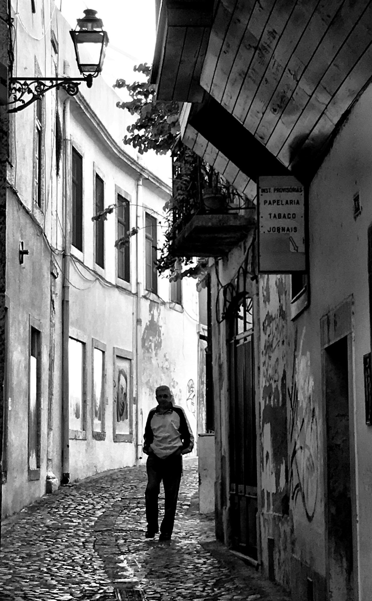 Lisboa, Rua do Capelão  by jmatela
