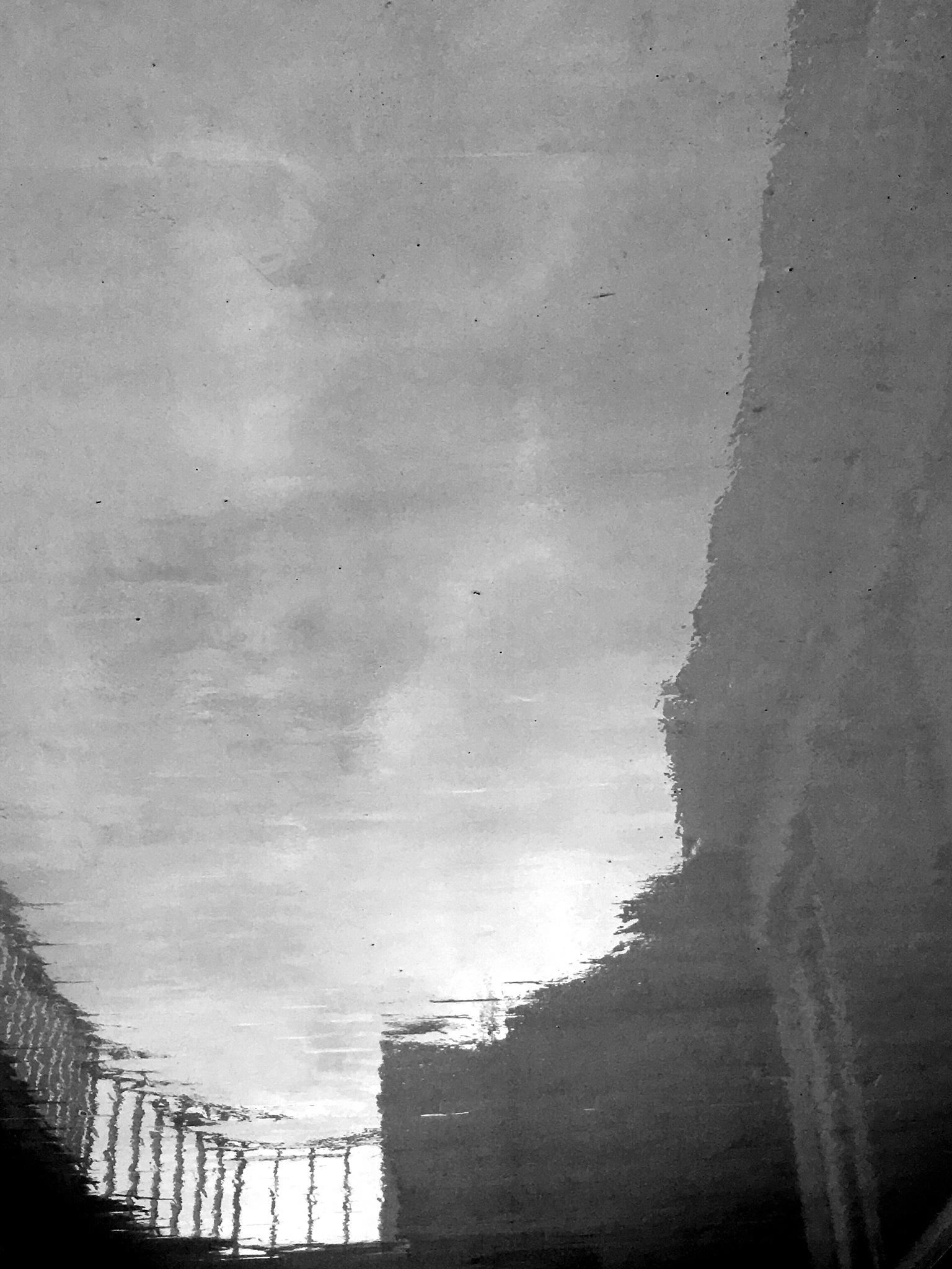 Water mirror II by jmatela