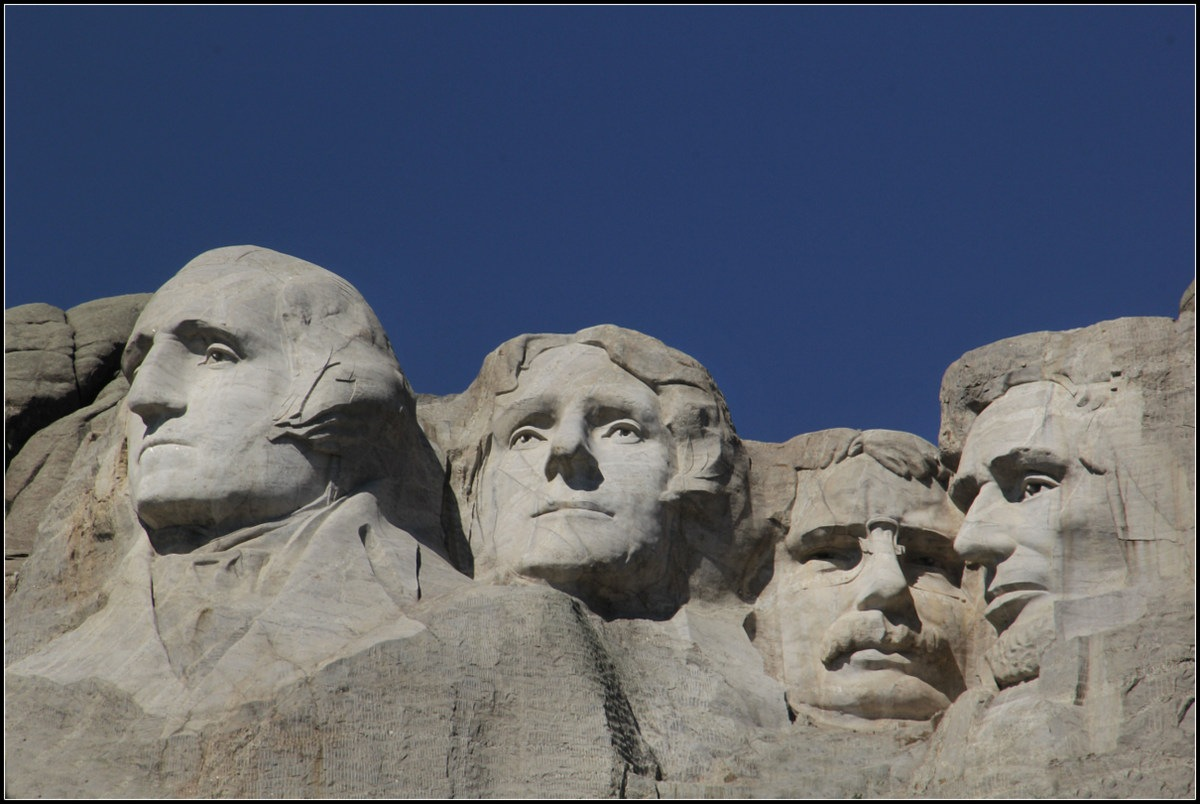 Mount Rushmore by kstand