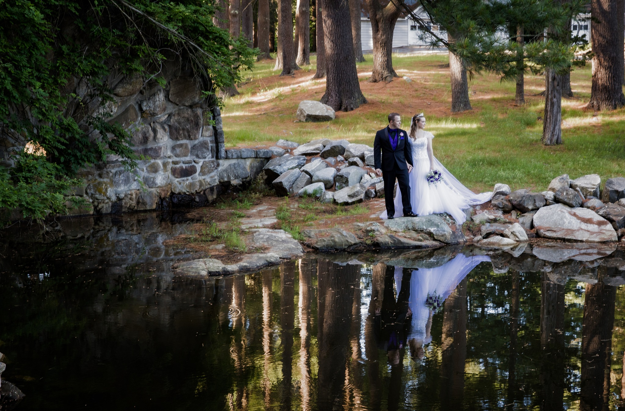 Newlyweds by quarryclimber