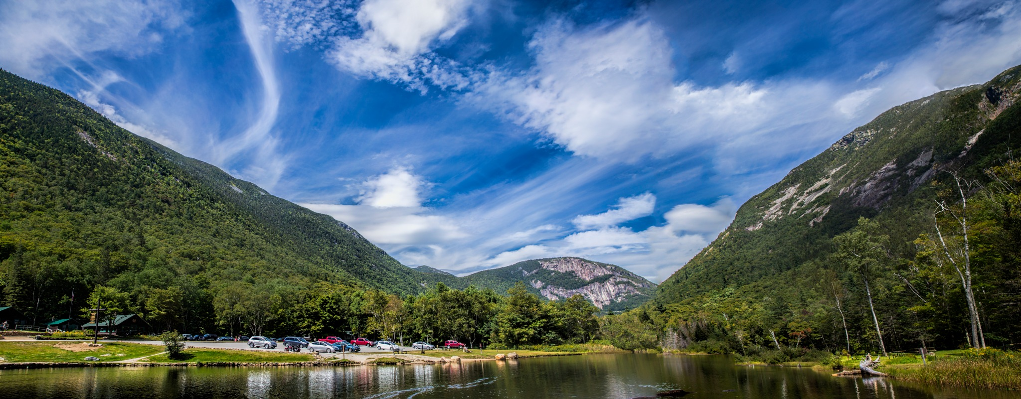 Crawford Notch State Park by quarryclimber