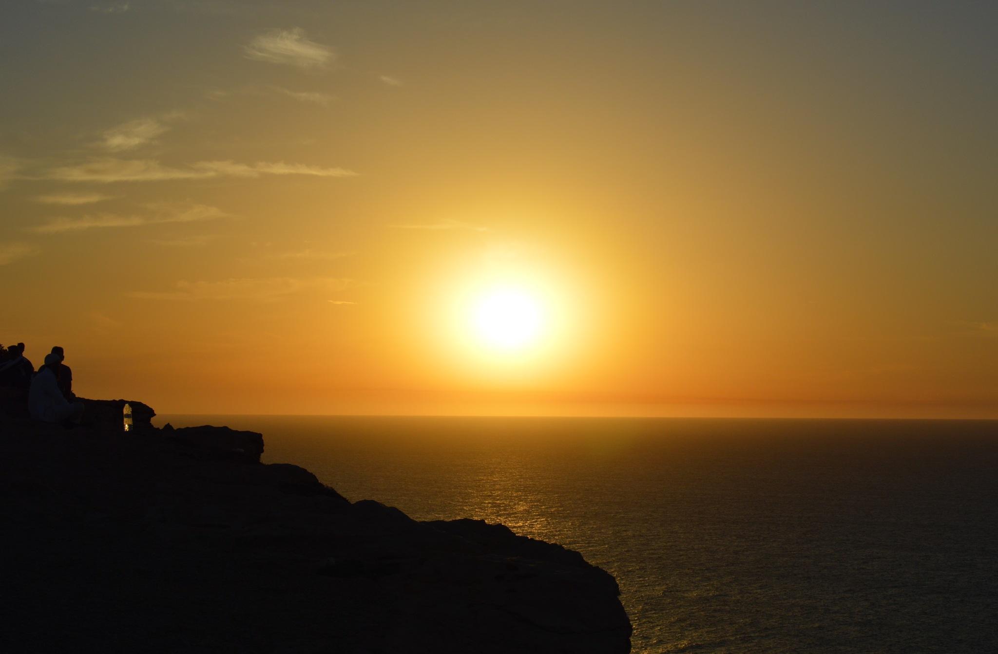 Sunset  by Abdenour Abdelali