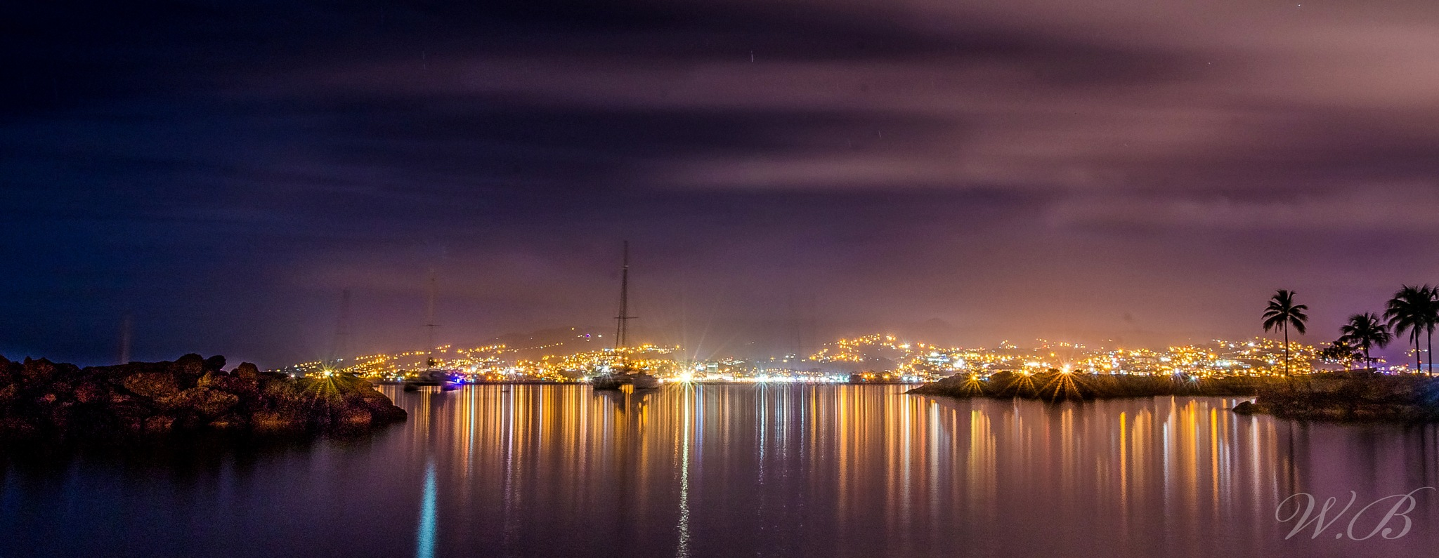 by night by plenitudephotography