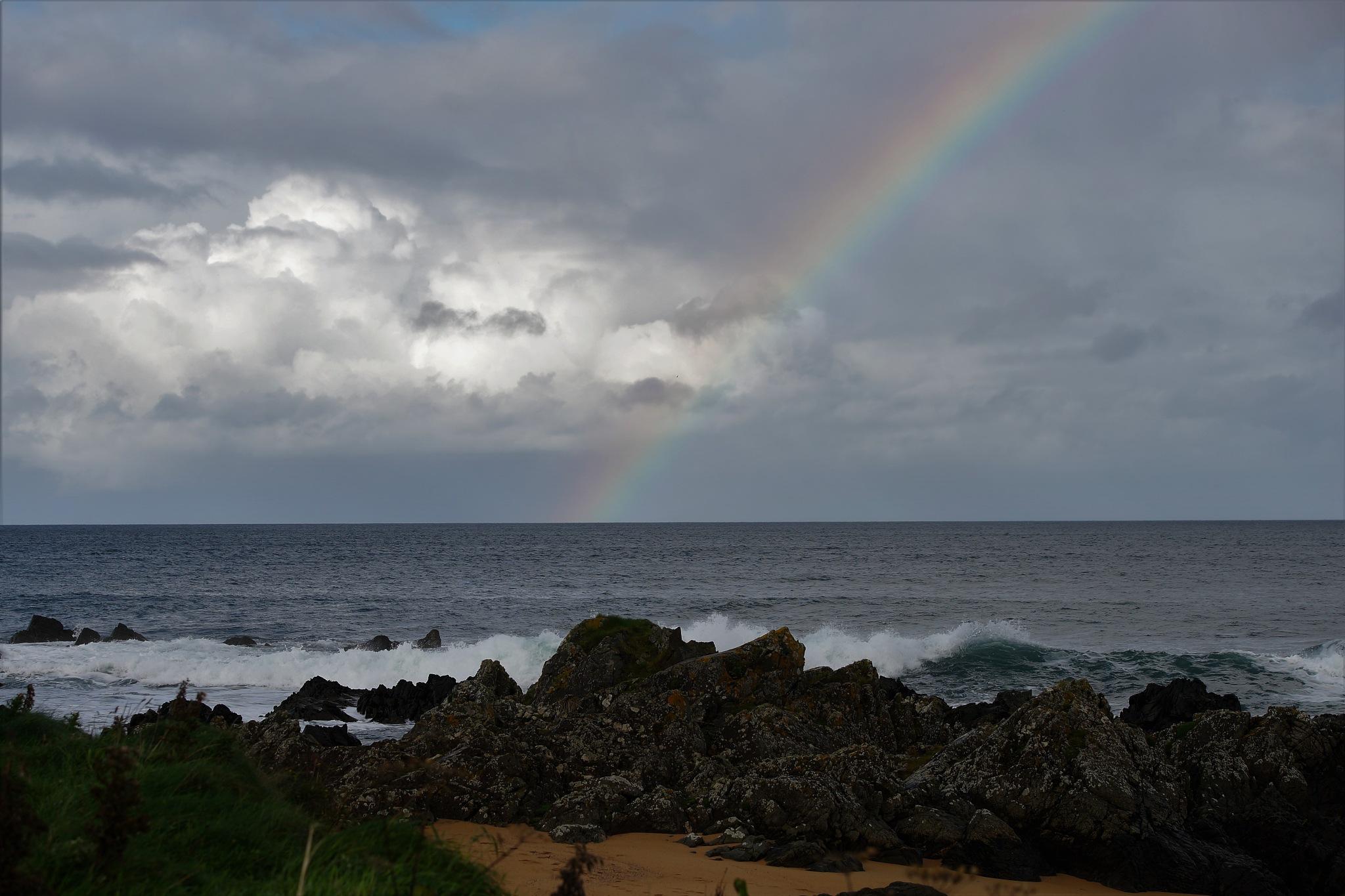 Rainbows End by Steve Smith