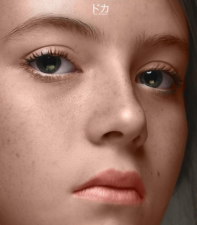 Lilly by Steve John Bradburn