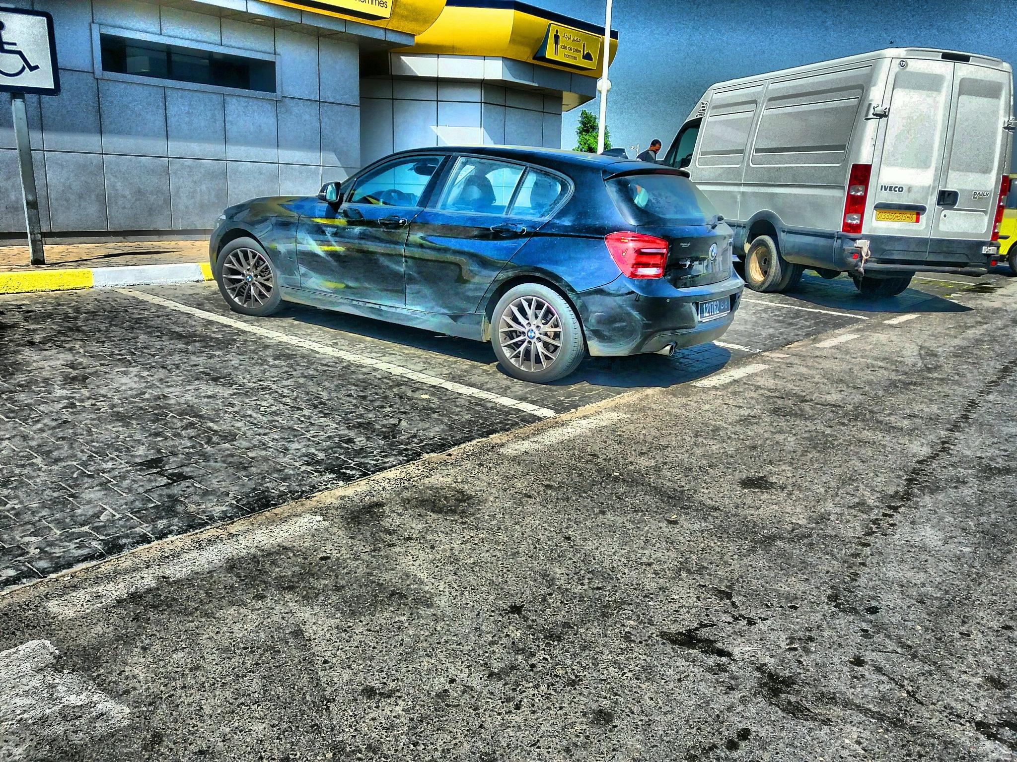 BMW by Meddahi Ahmed