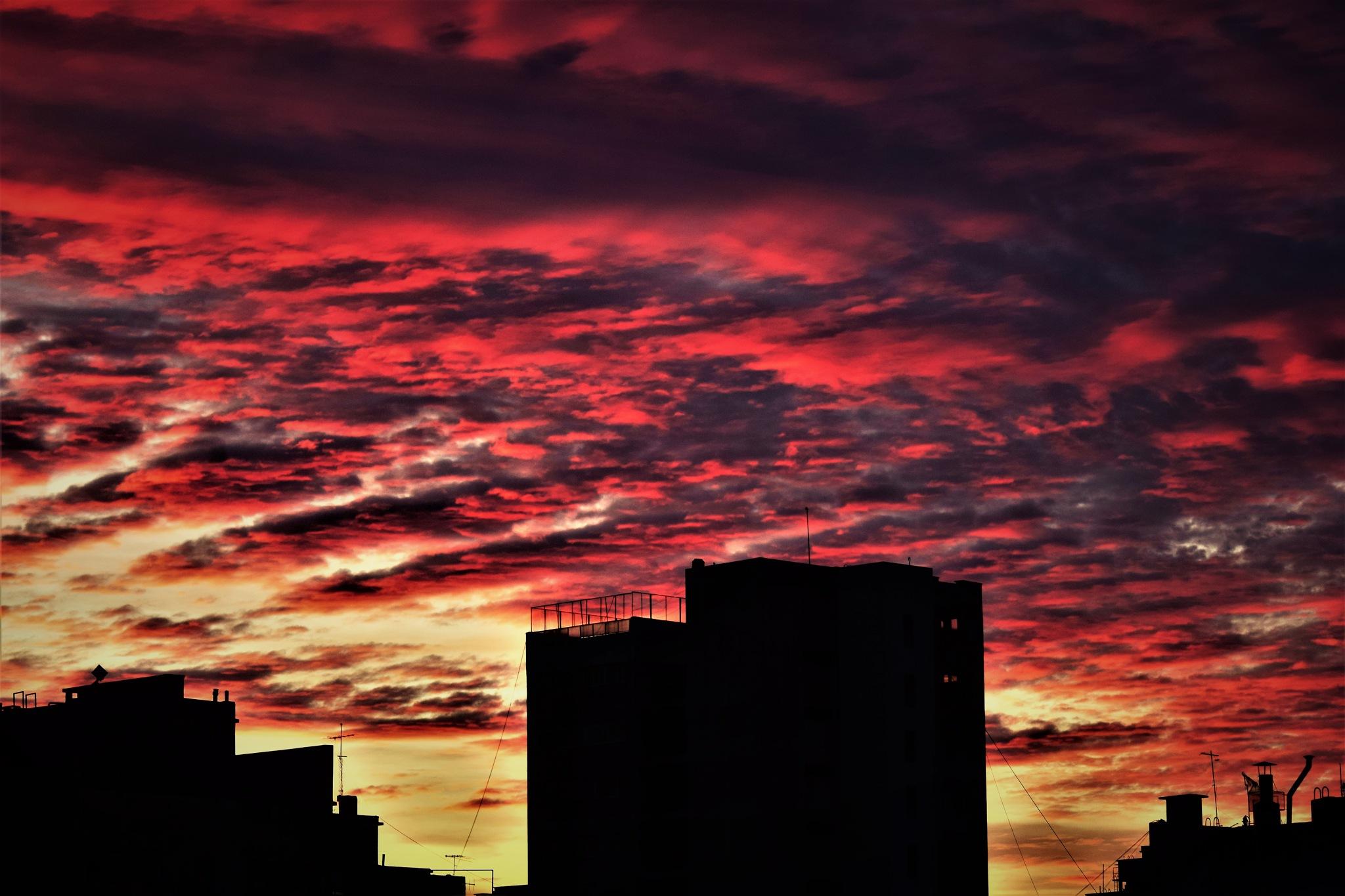 El Cielo y sus Colores by Ivan Federico Diaz Massara