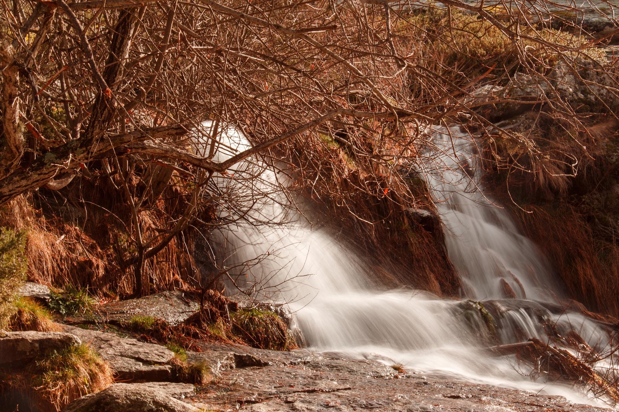 Cascada by Luisbaneres