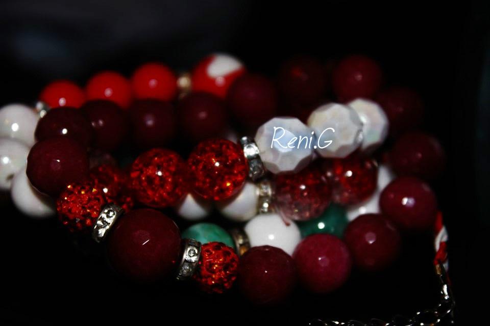 bracelets by Irina Goridkova