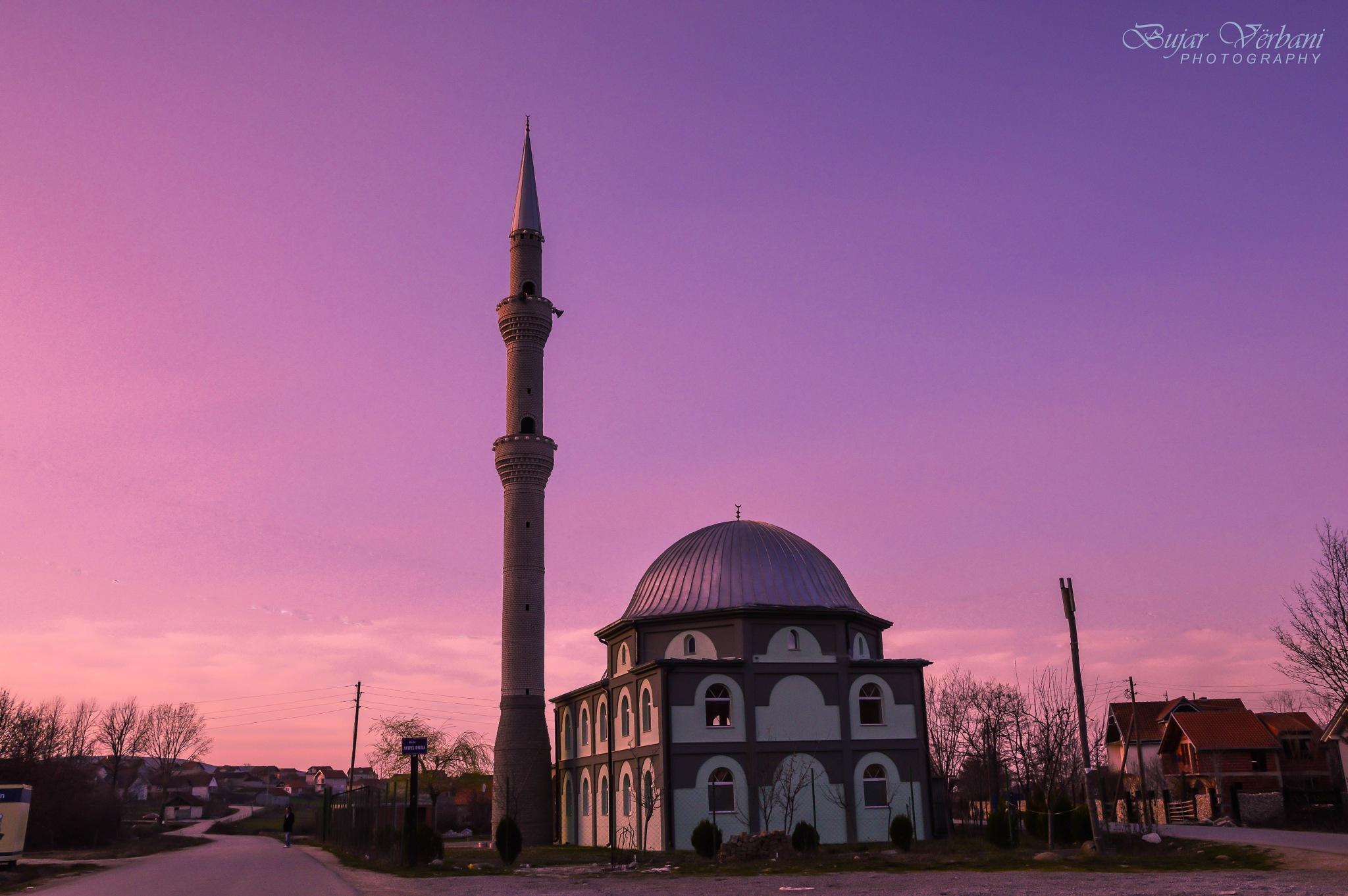 The Mosque by Bujar Vërbani