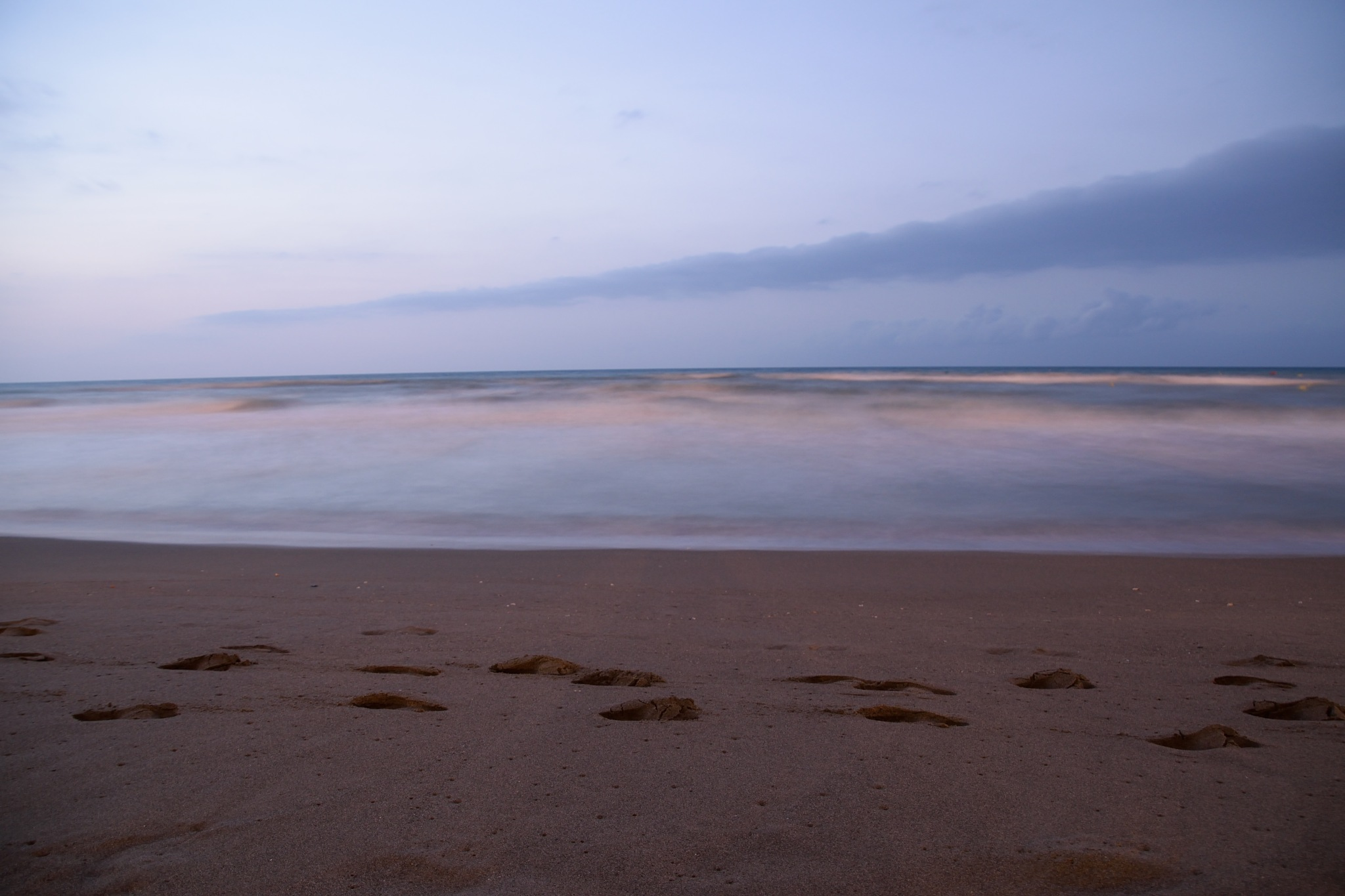Traces in the Sand by chrisbitschnau