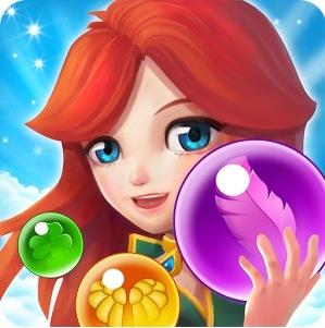 Bubble shooter by nicholasjames