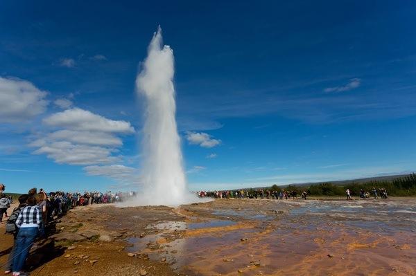 Geysir Tour Iceland by Icedaytours