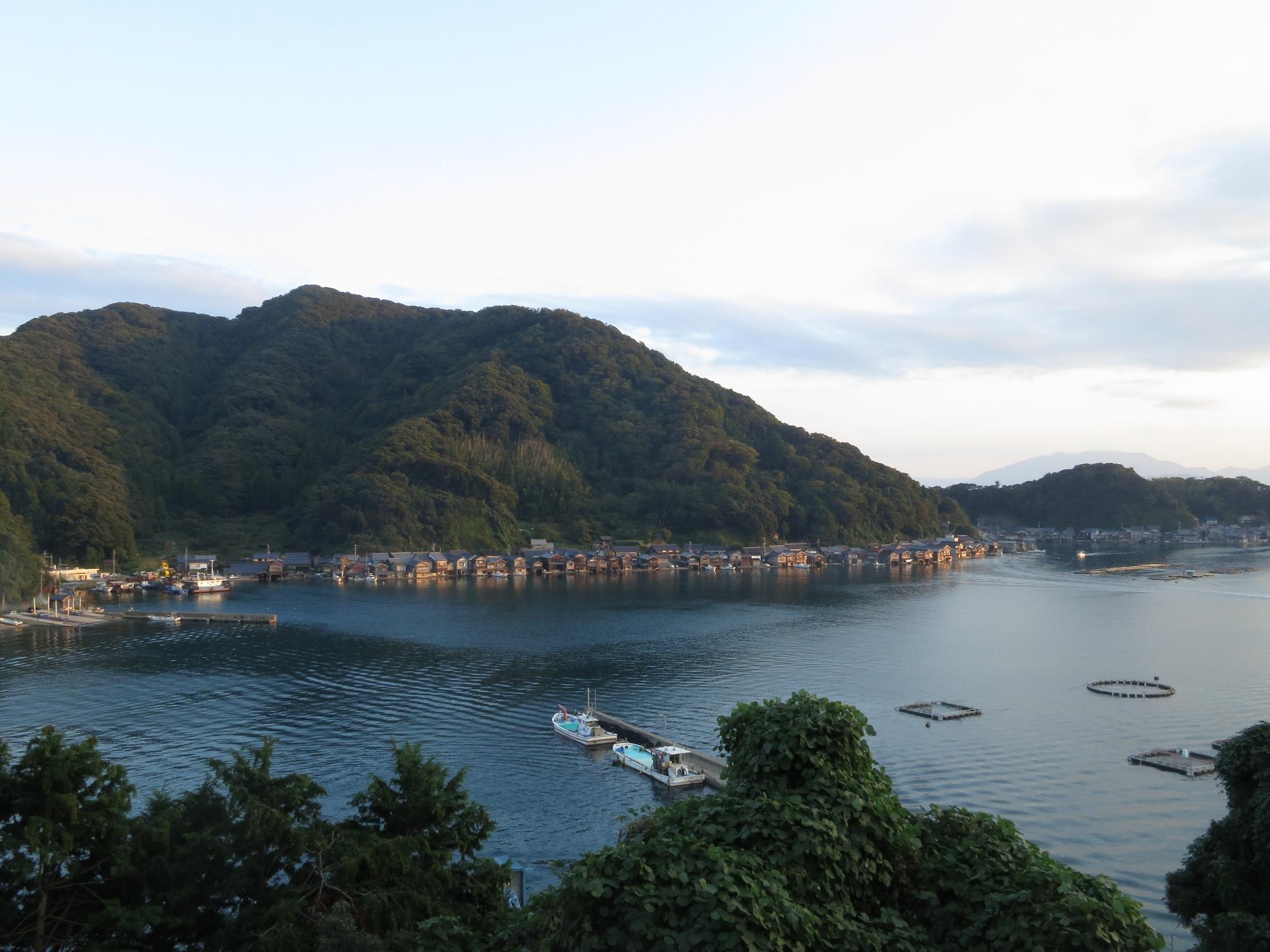 Ine fishing village by kentaka