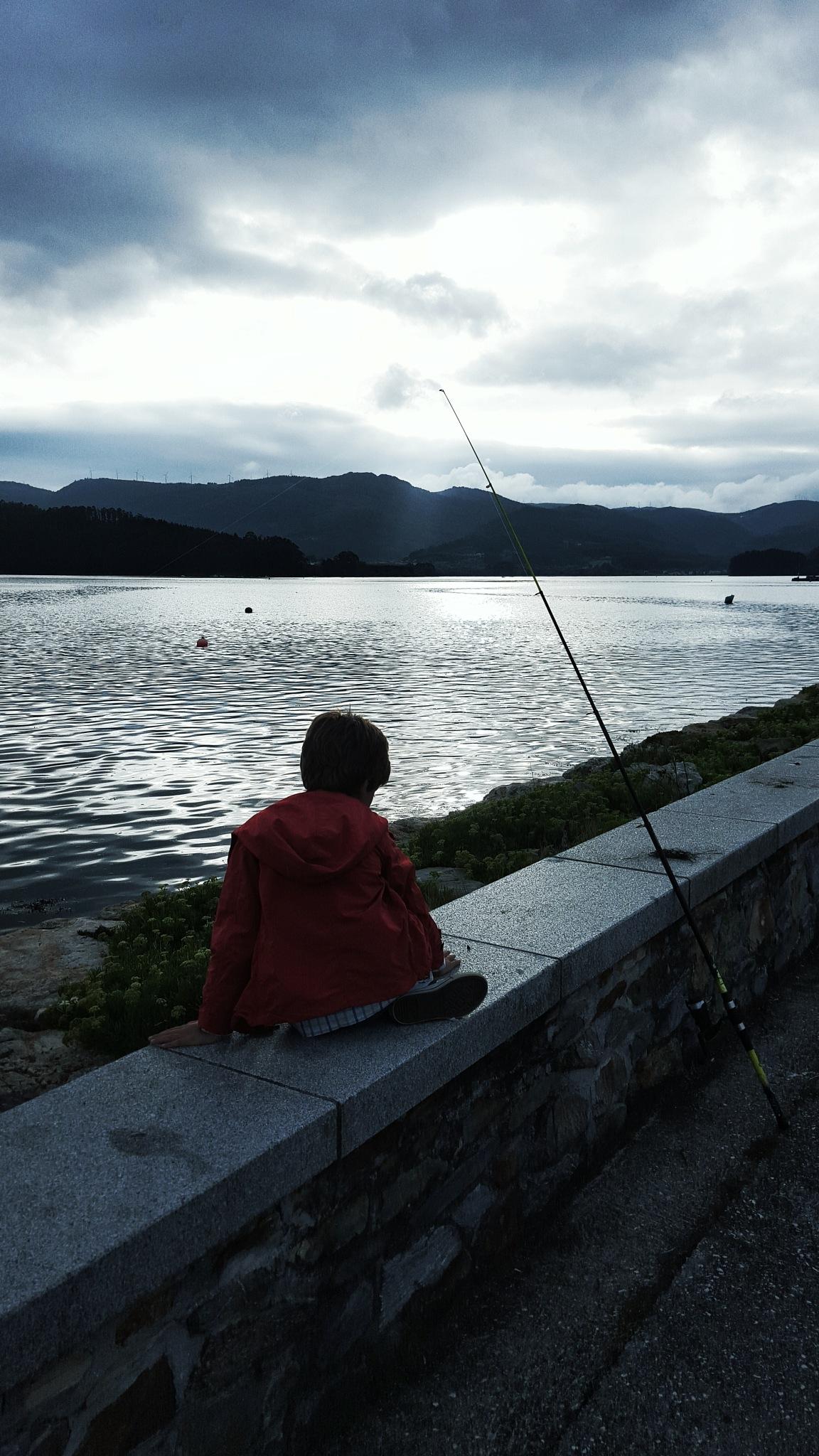 Pesca by CaballerodeGracia