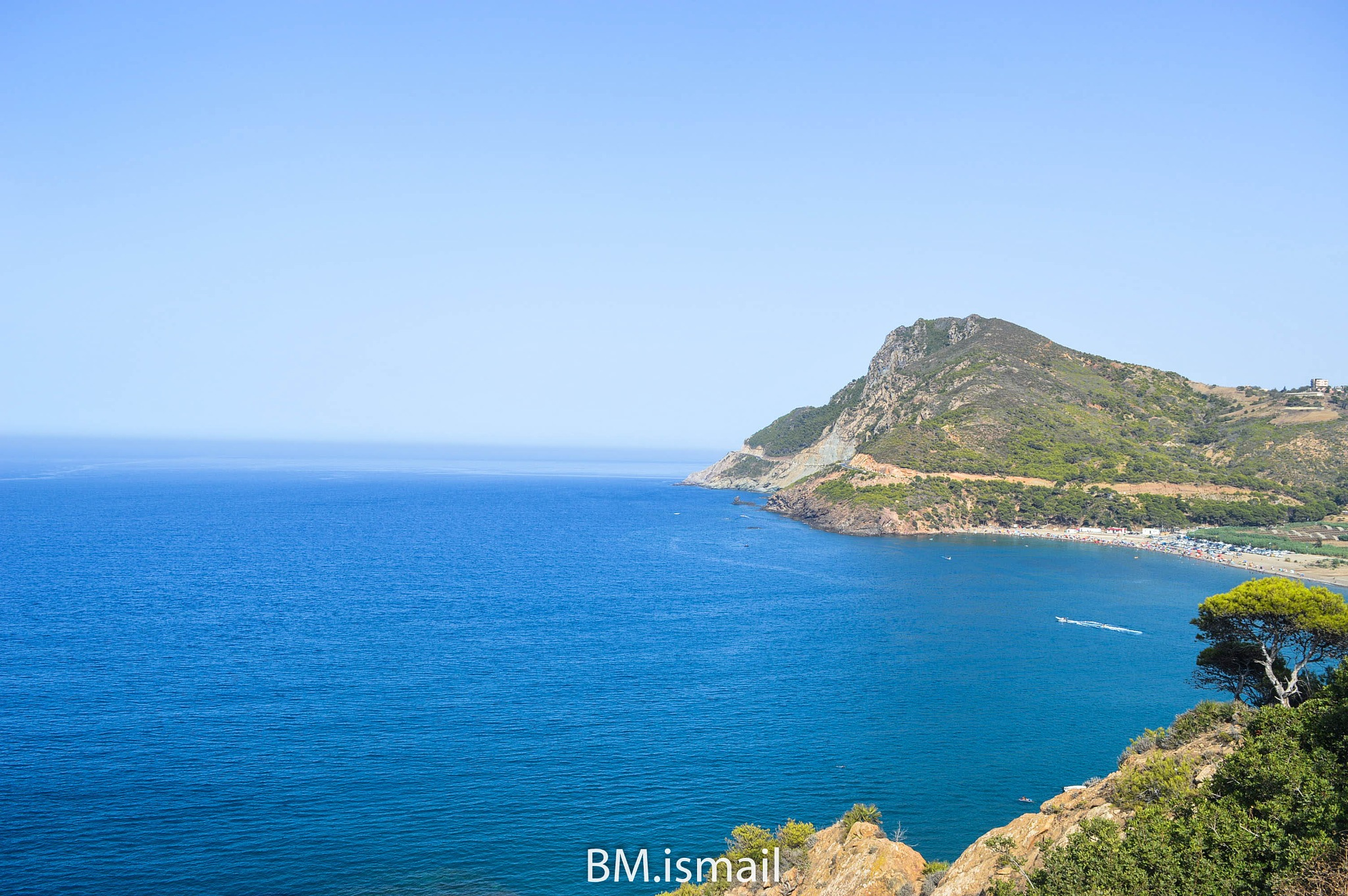 Summer by Ismailbenmouhani
