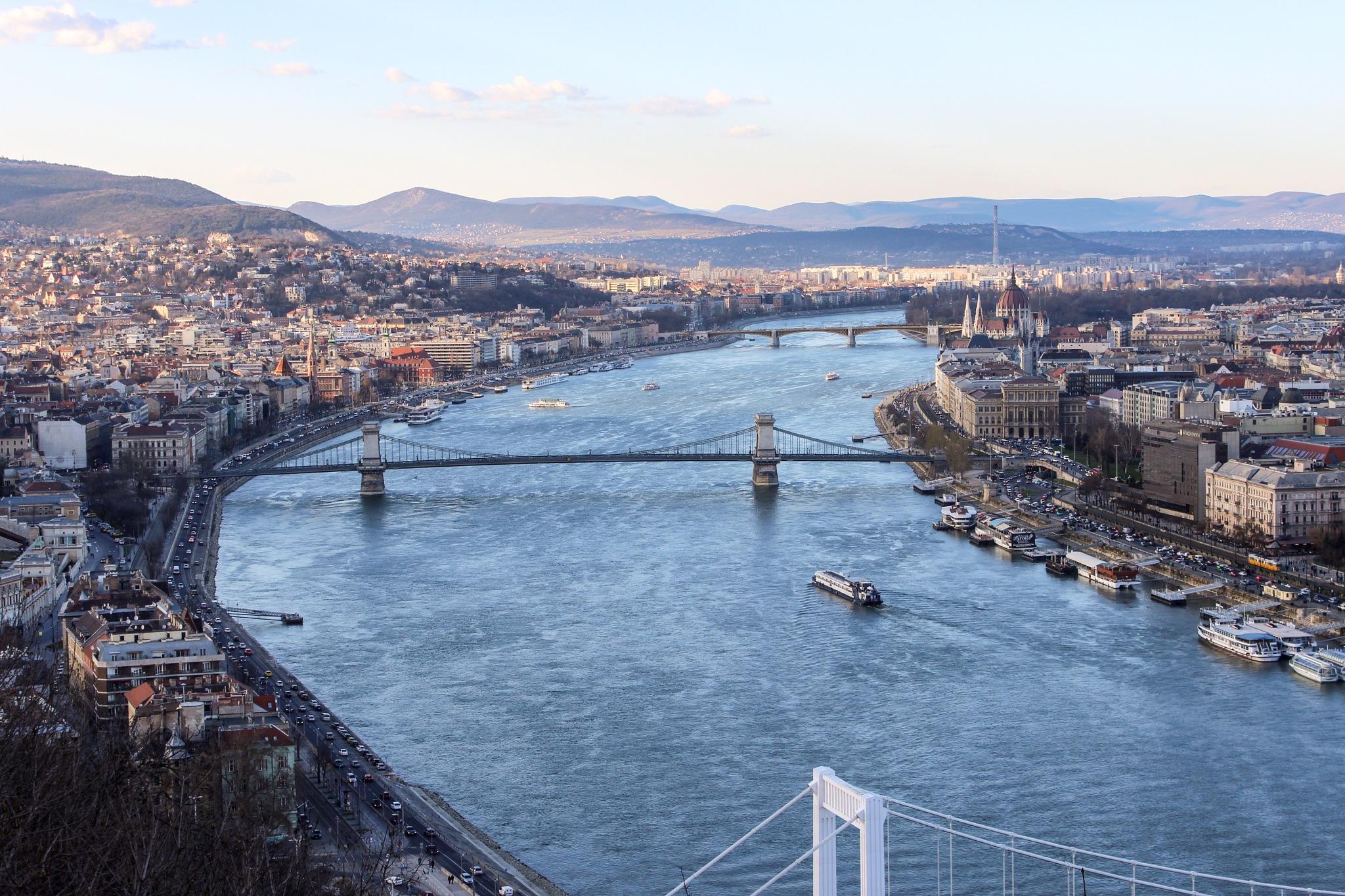 Budapest! by Carine Habib
