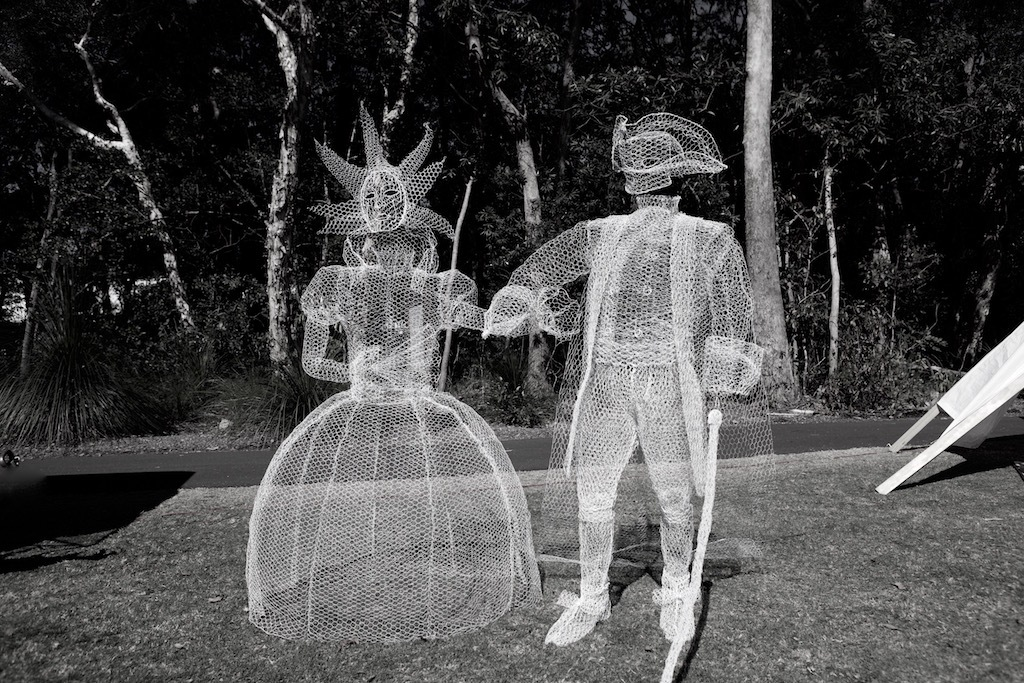"""""""Garden Ghosts by Marco"""" by LynnePhotography"""