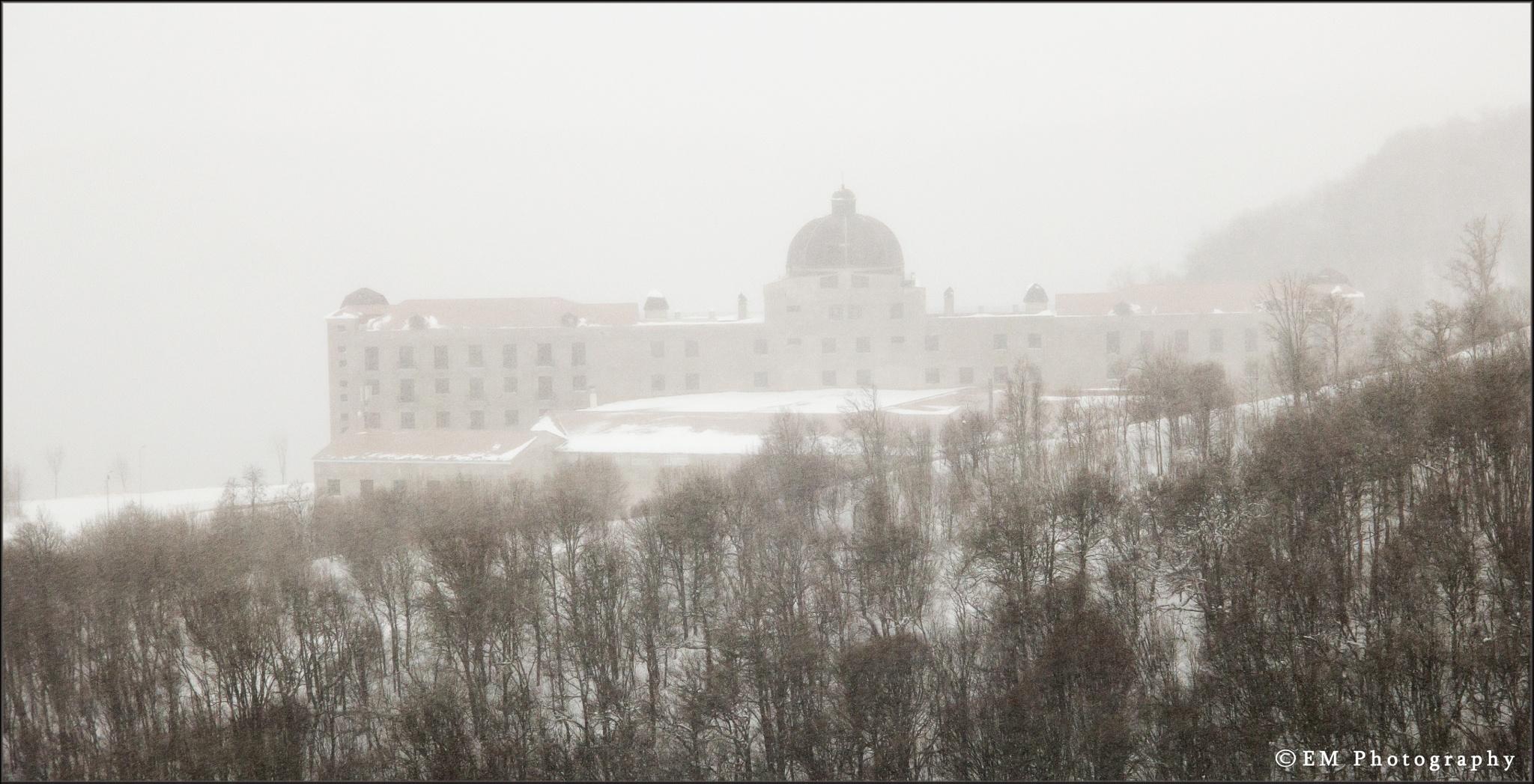 Winter by Edgar Martirosyan