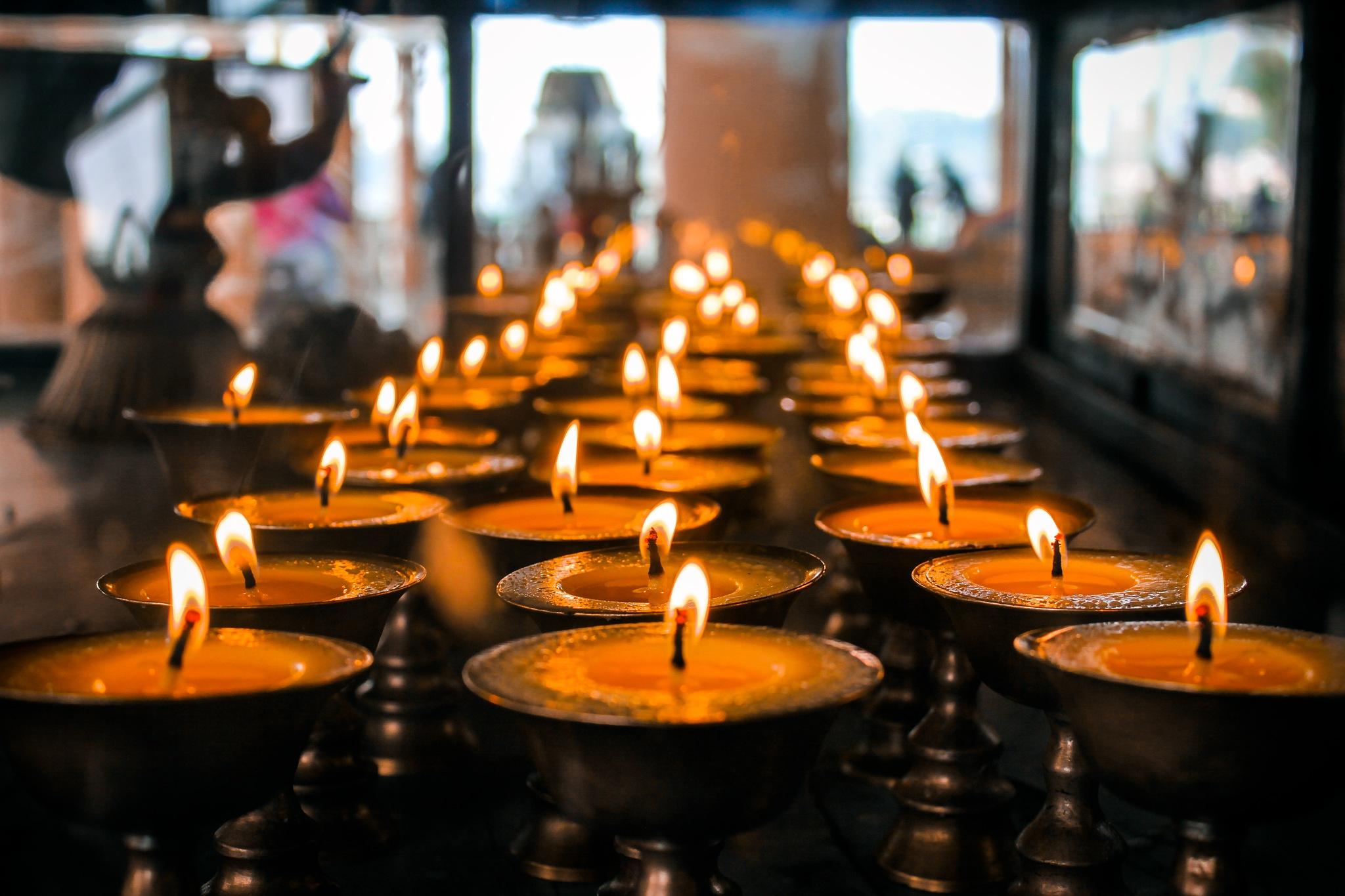 Diwali -  festival of lights  by Tushar Kumar