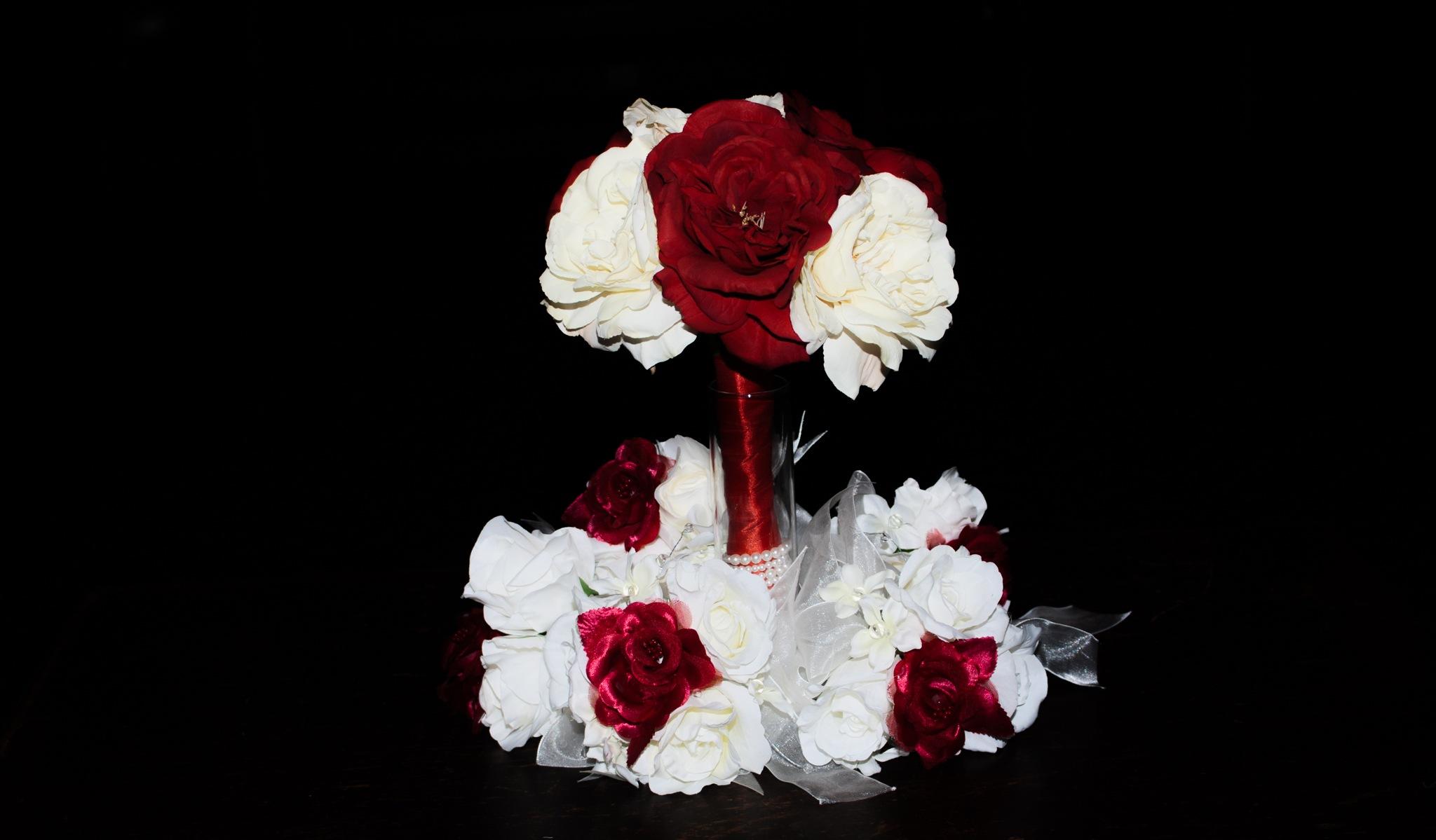 Wedding Flowers by Mercedes Tortat