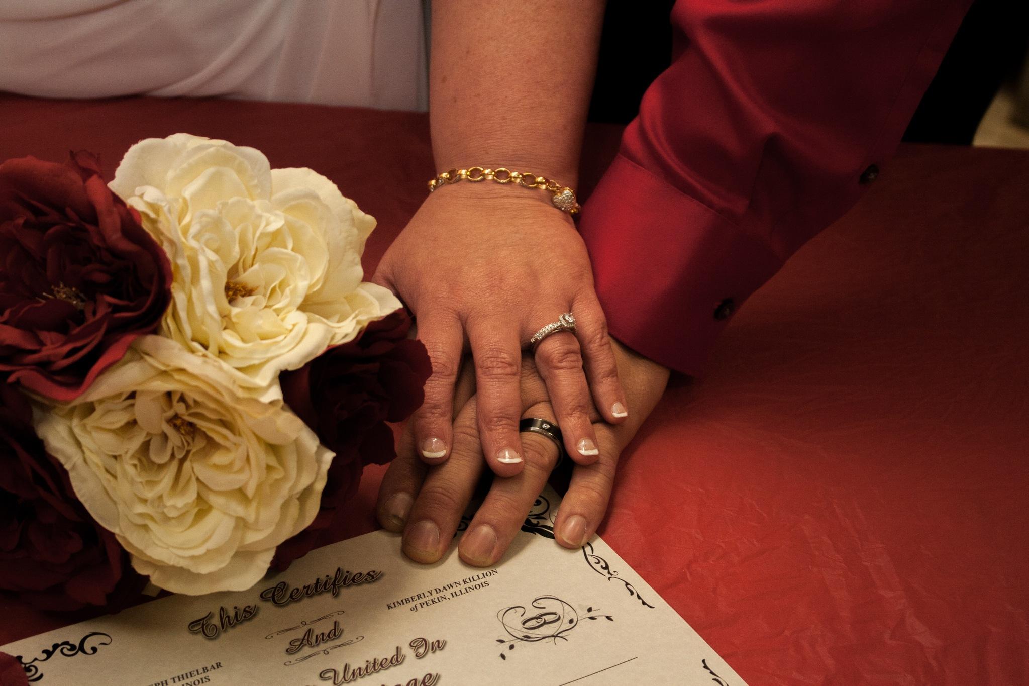 Wedding by Mercedes Tortat