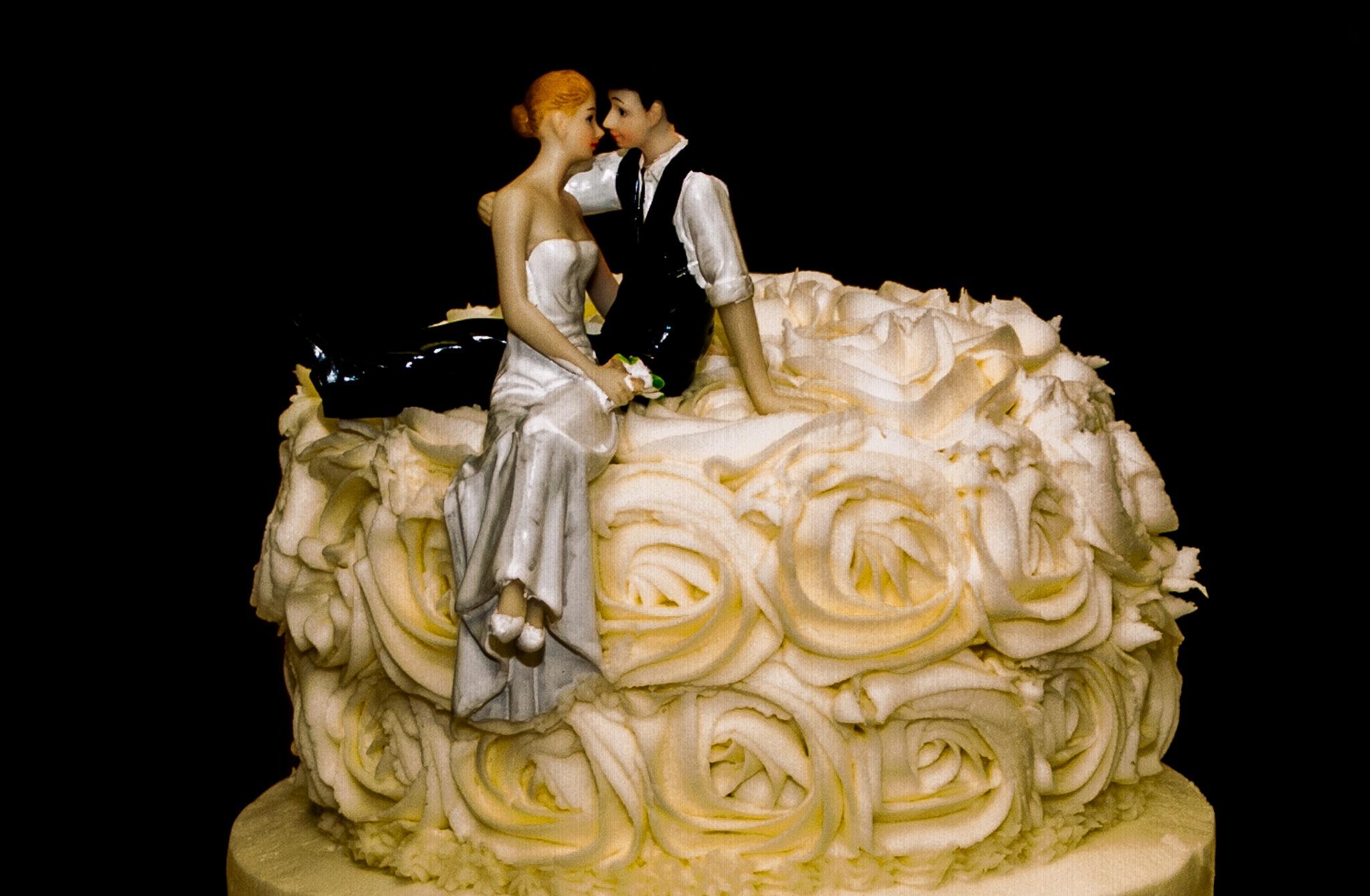 Wedding Cake by Mercedes Tortat