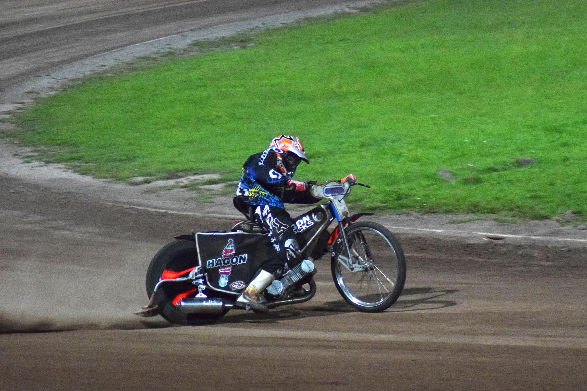 Speedway by sirre