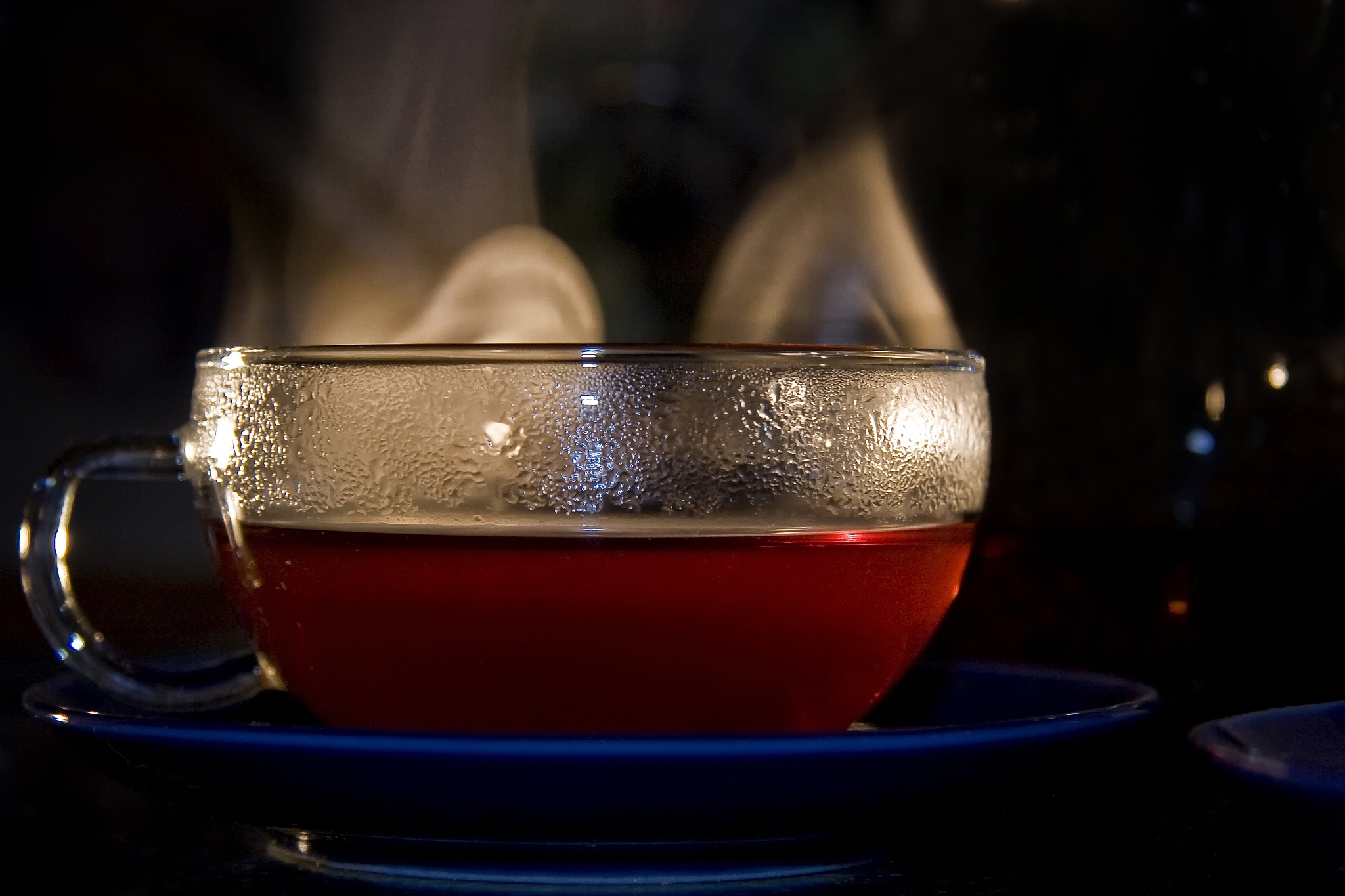 Hot Tea by Michael Feistel