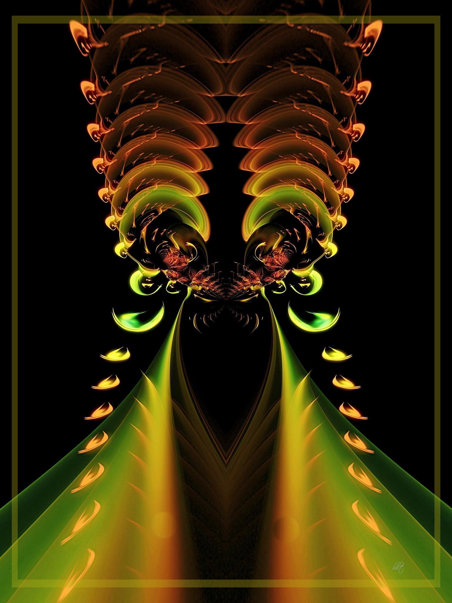 ancient goddess by Brigitta2405