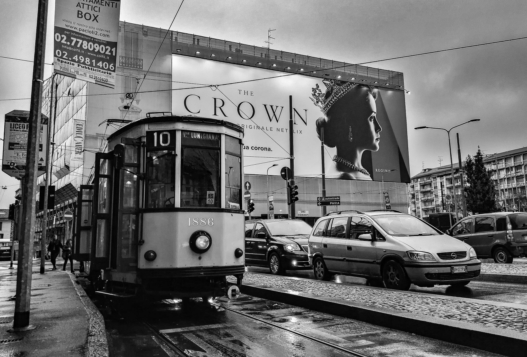 Urban.Milan.City.  by Bykov Sergey