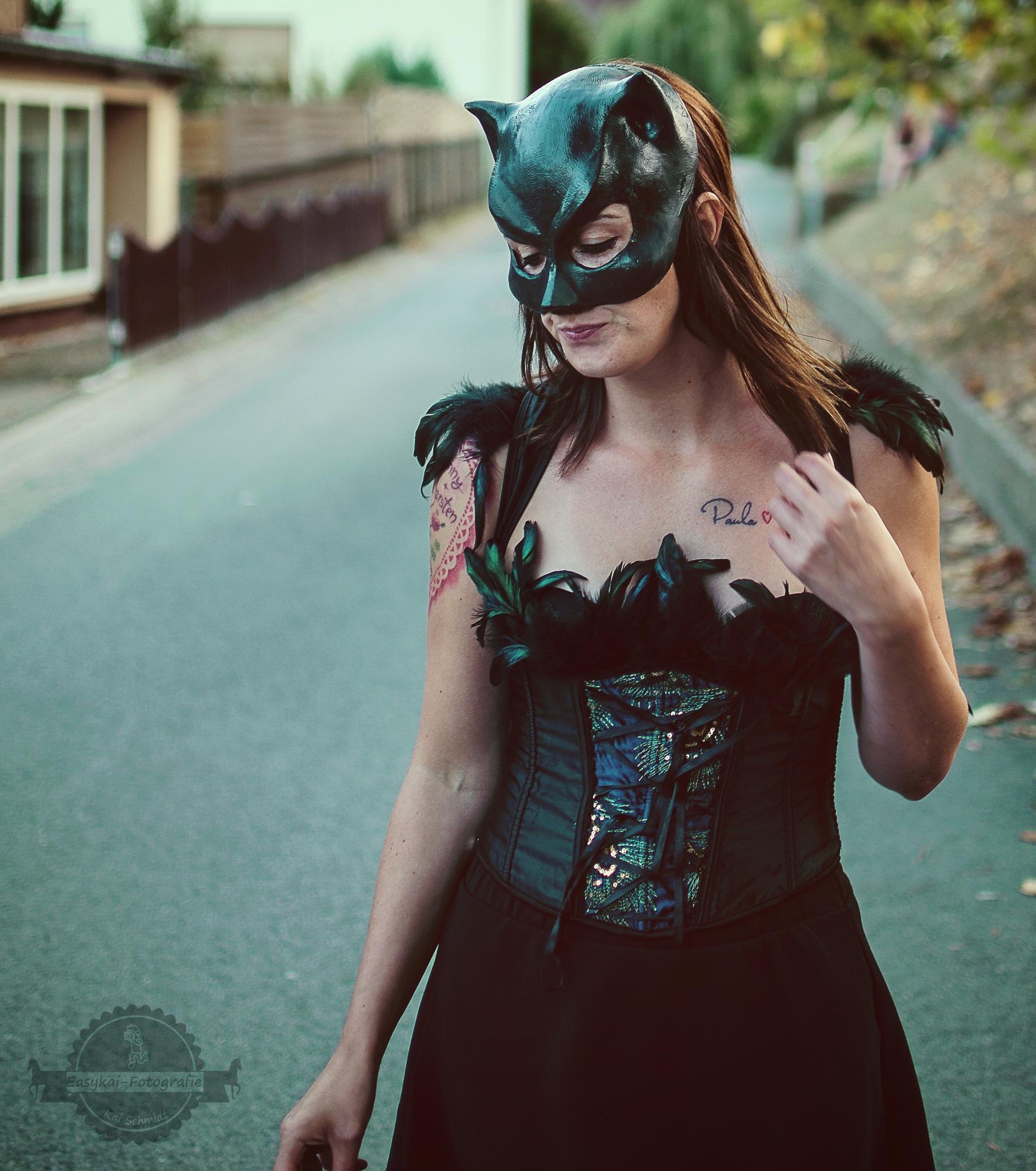 catwoman by EasykaiFotografie