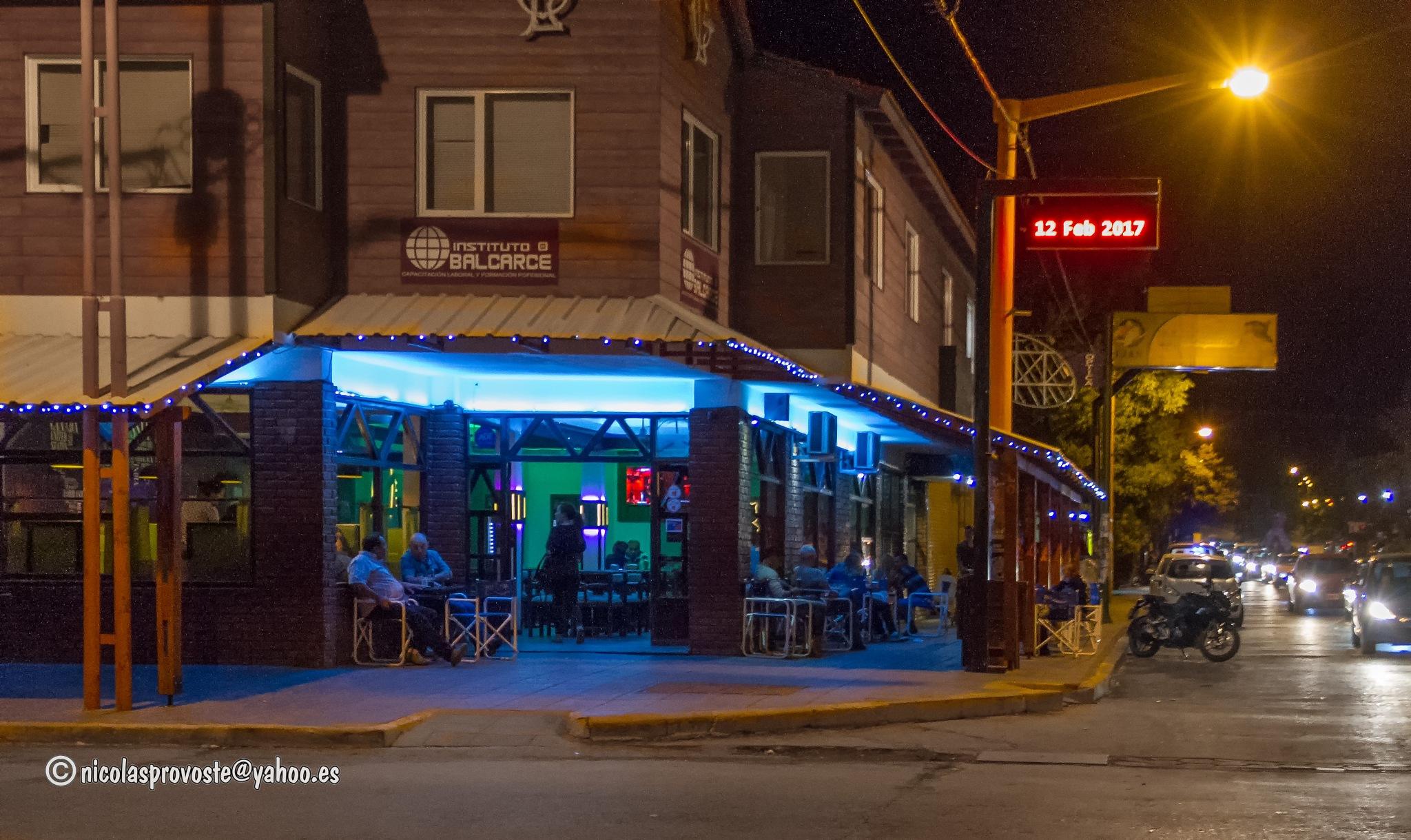 Restaurante de Zapala by nicolasprovoste
