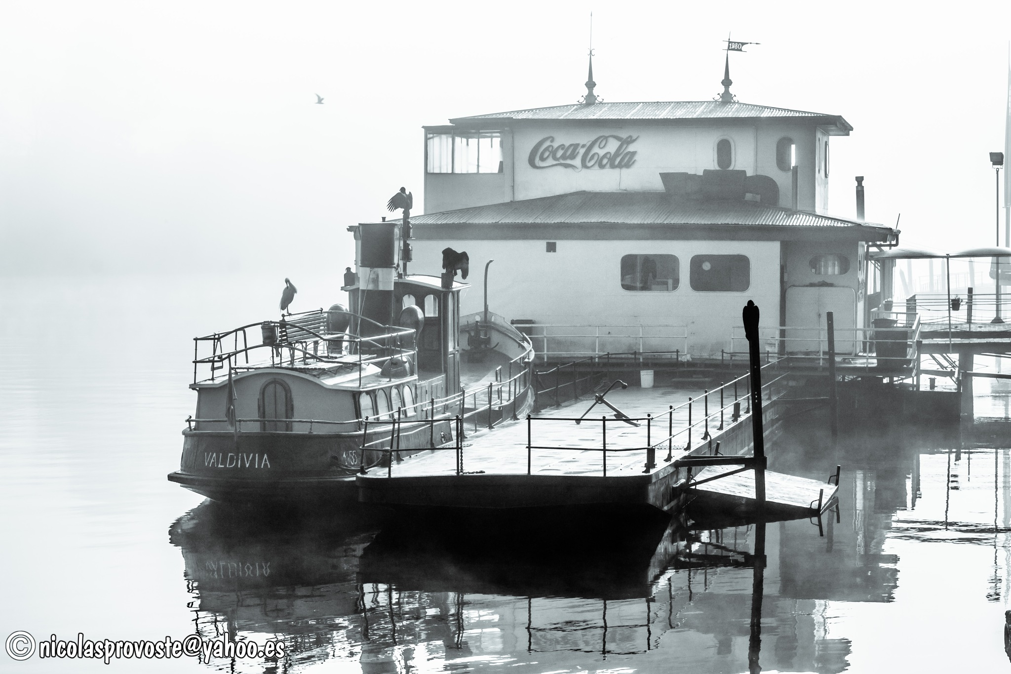 El embarcadero by nicolasprovoste