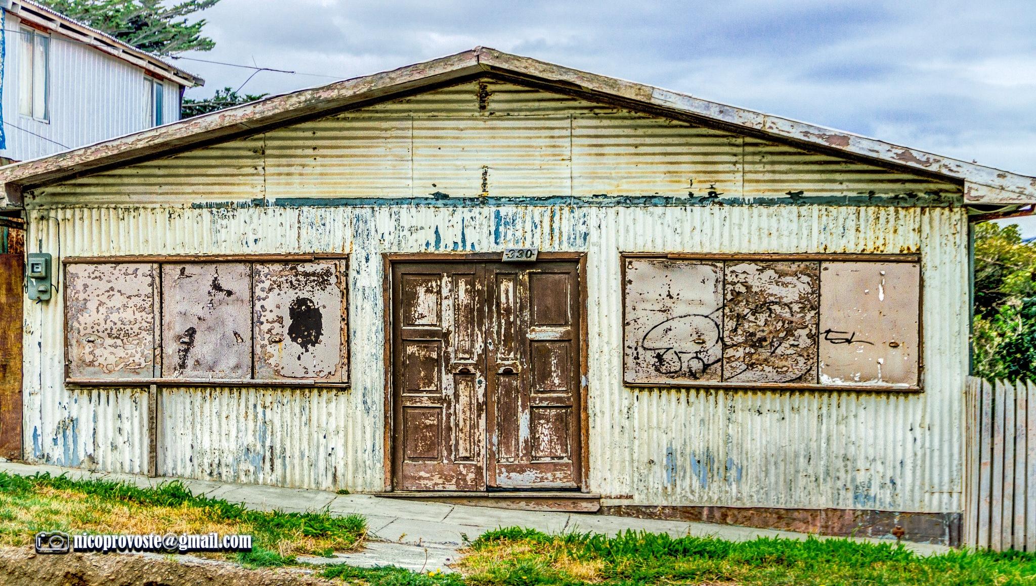 Casa en porvenir by nicolasprovoste