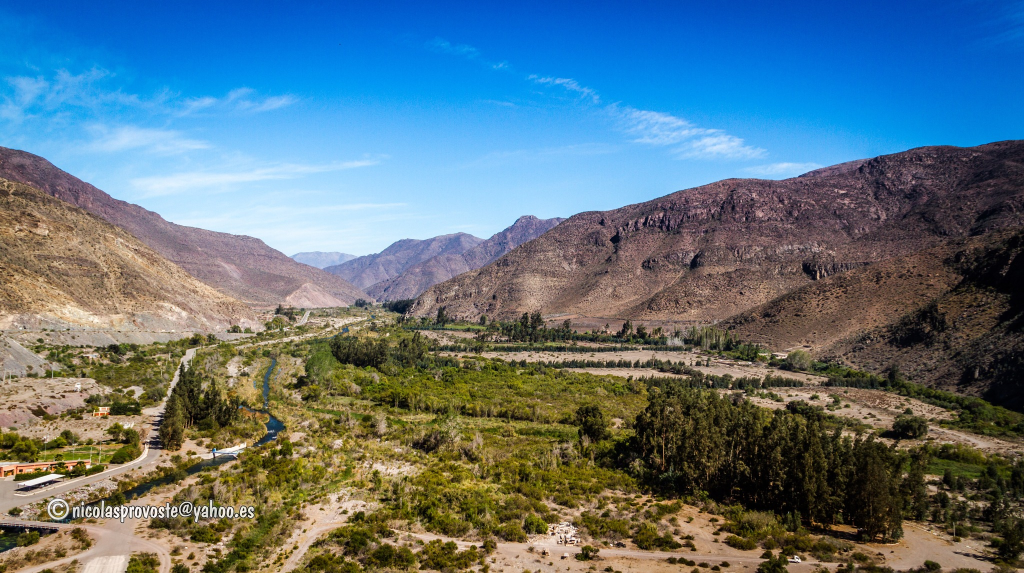 Valle del Elqui by nicolasprovoste