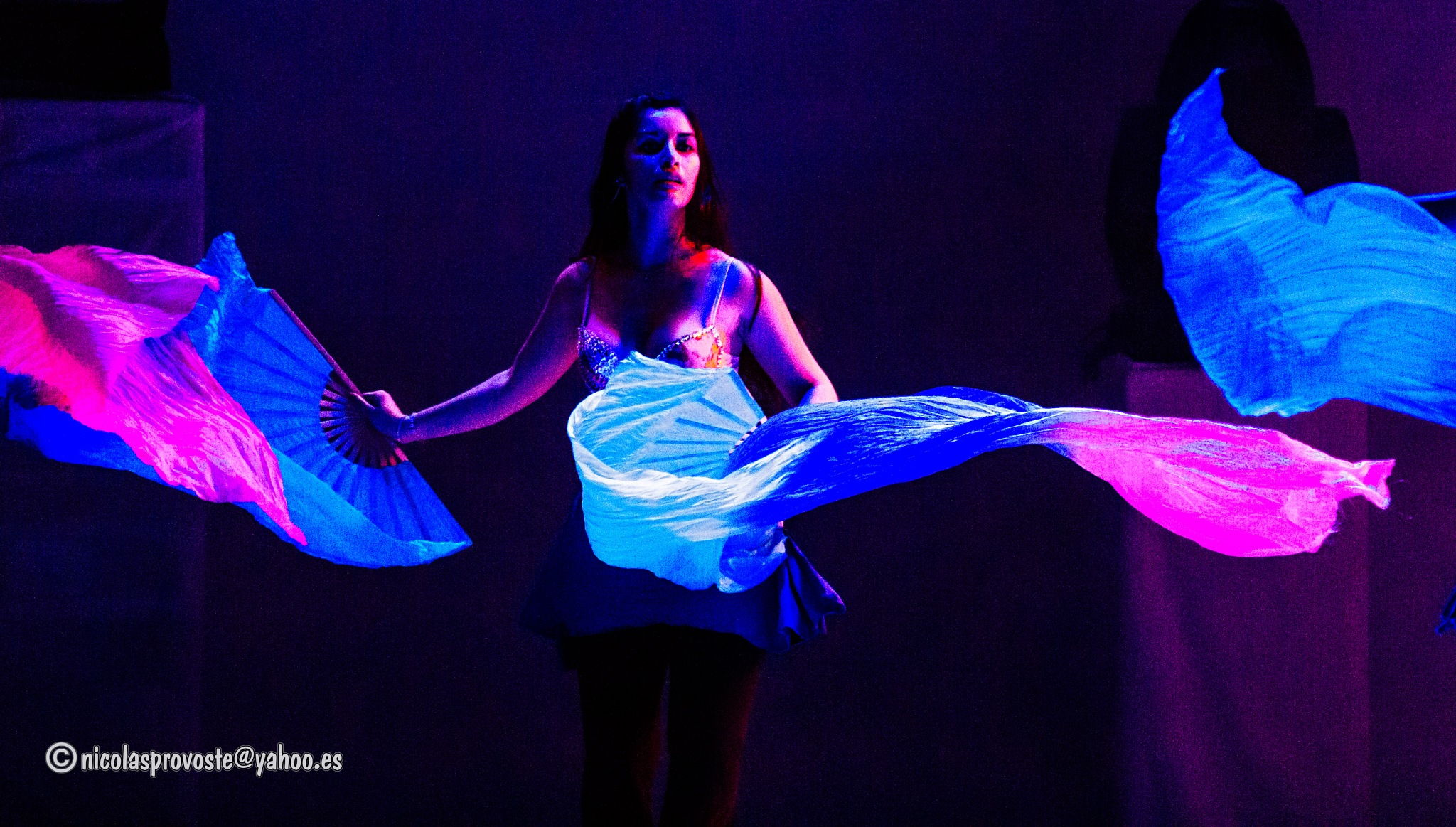 Bailarina by nicolasprovoste