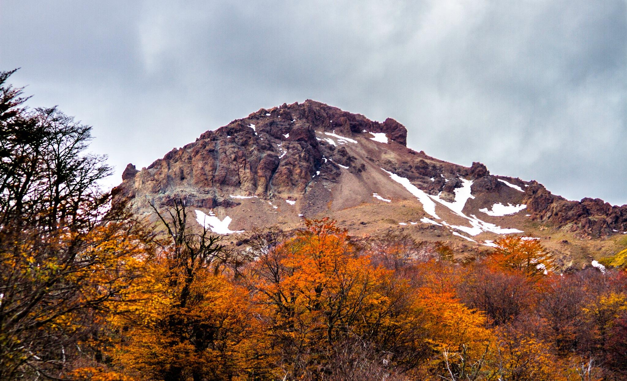 Otoño en nevados de Chillán by nicolasprovoste