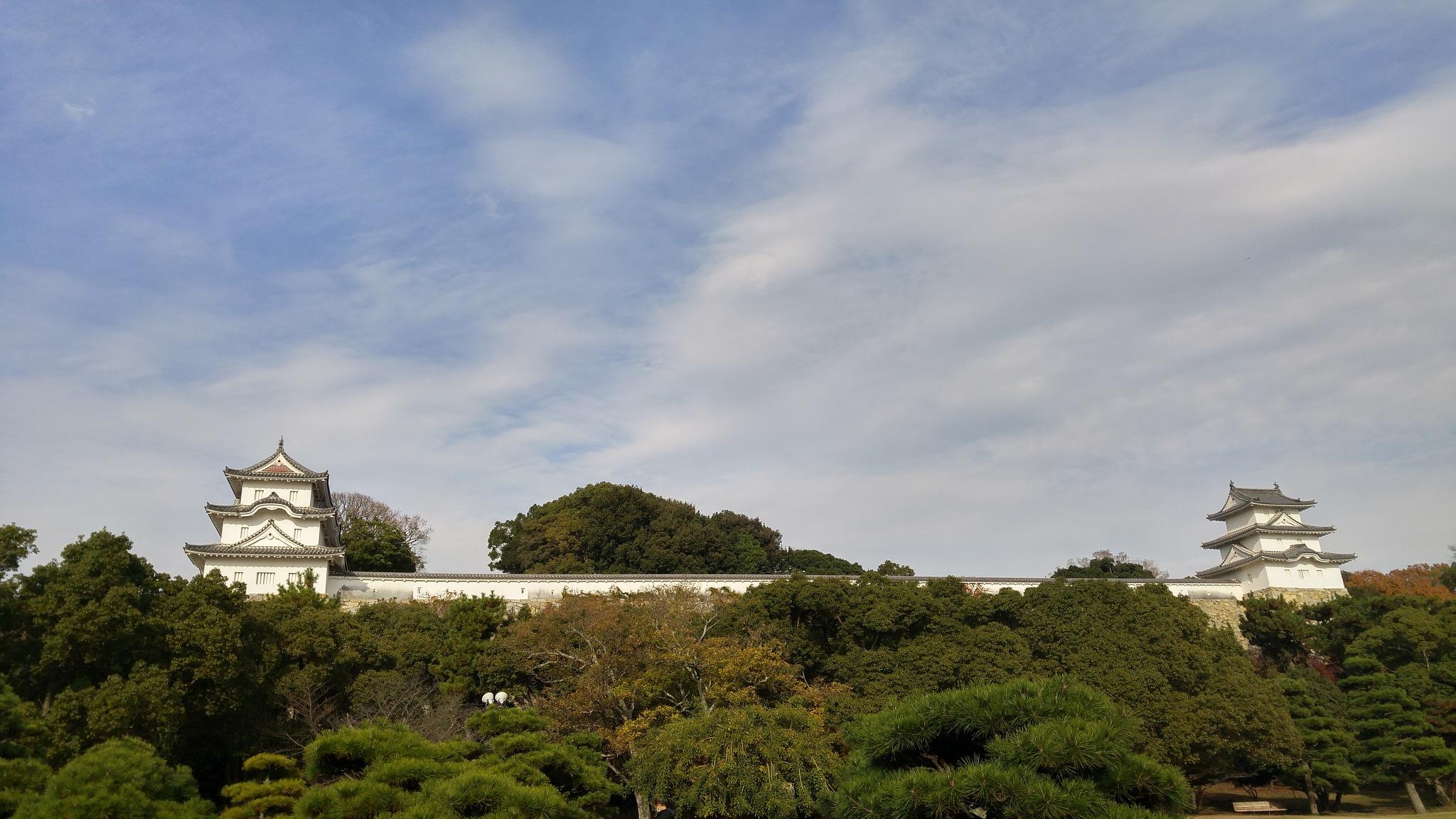 明石城 by kumikoxinye