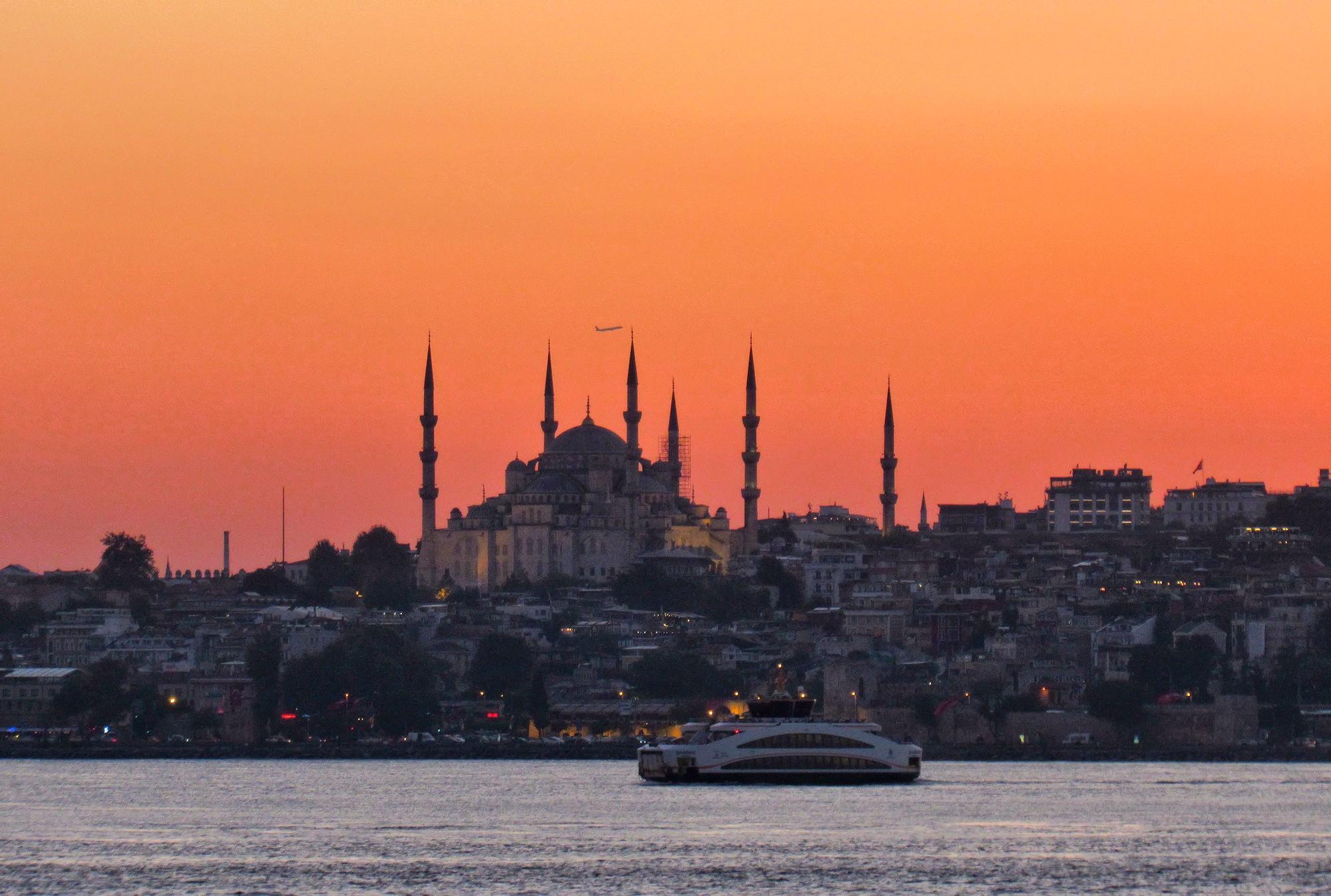 Istanbul Sunset by Faruk Koçak