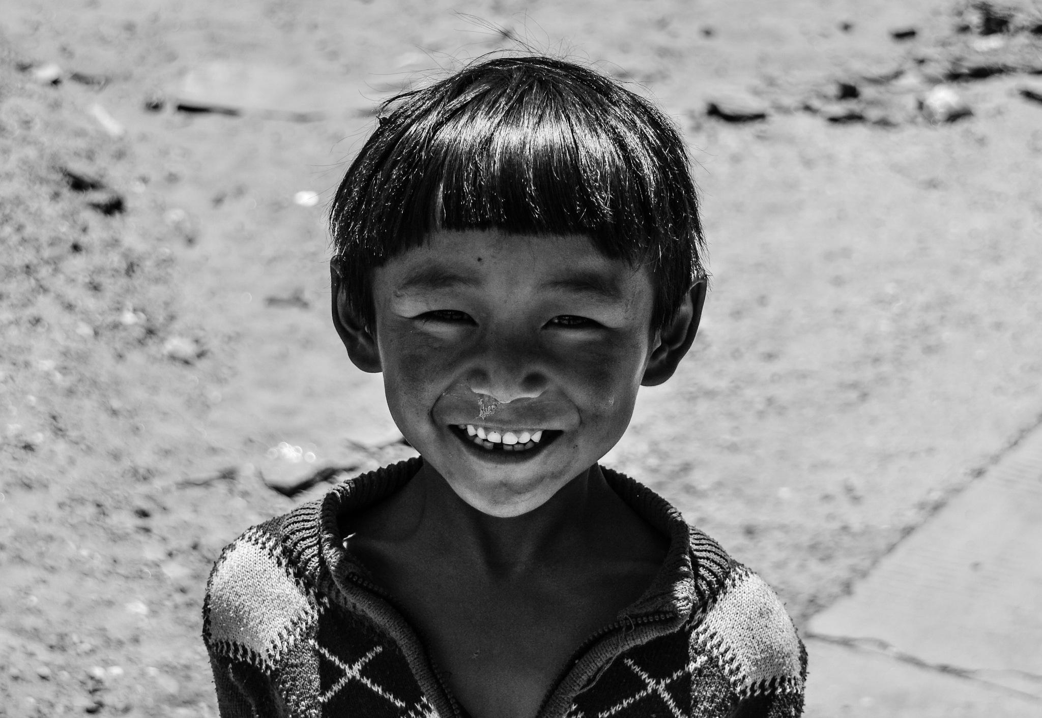 Smile! by Daniele Salutari