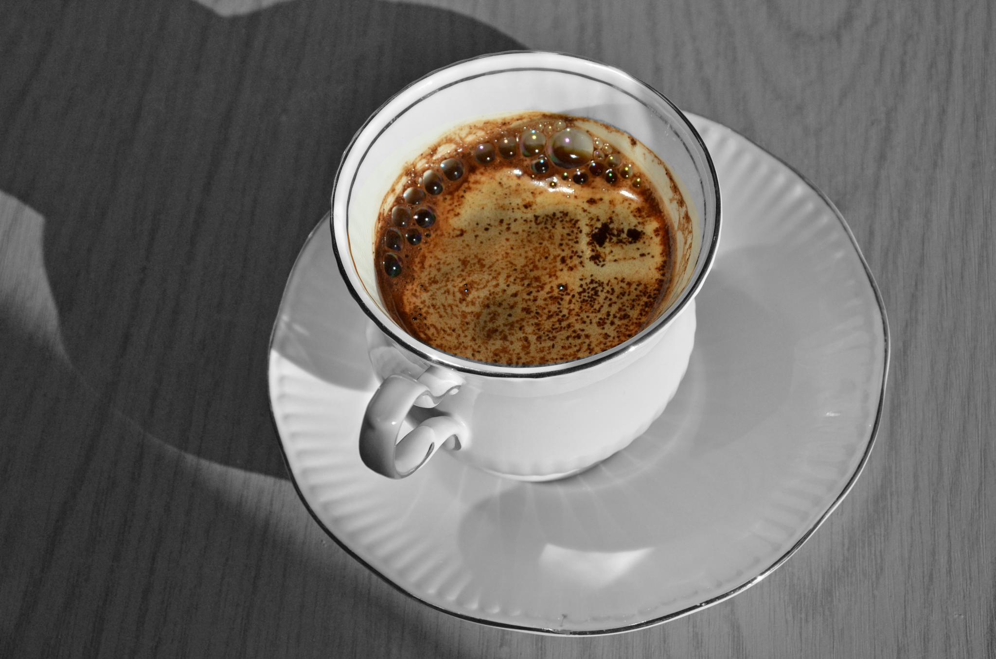 Coffee by Zenonas Meškauskas