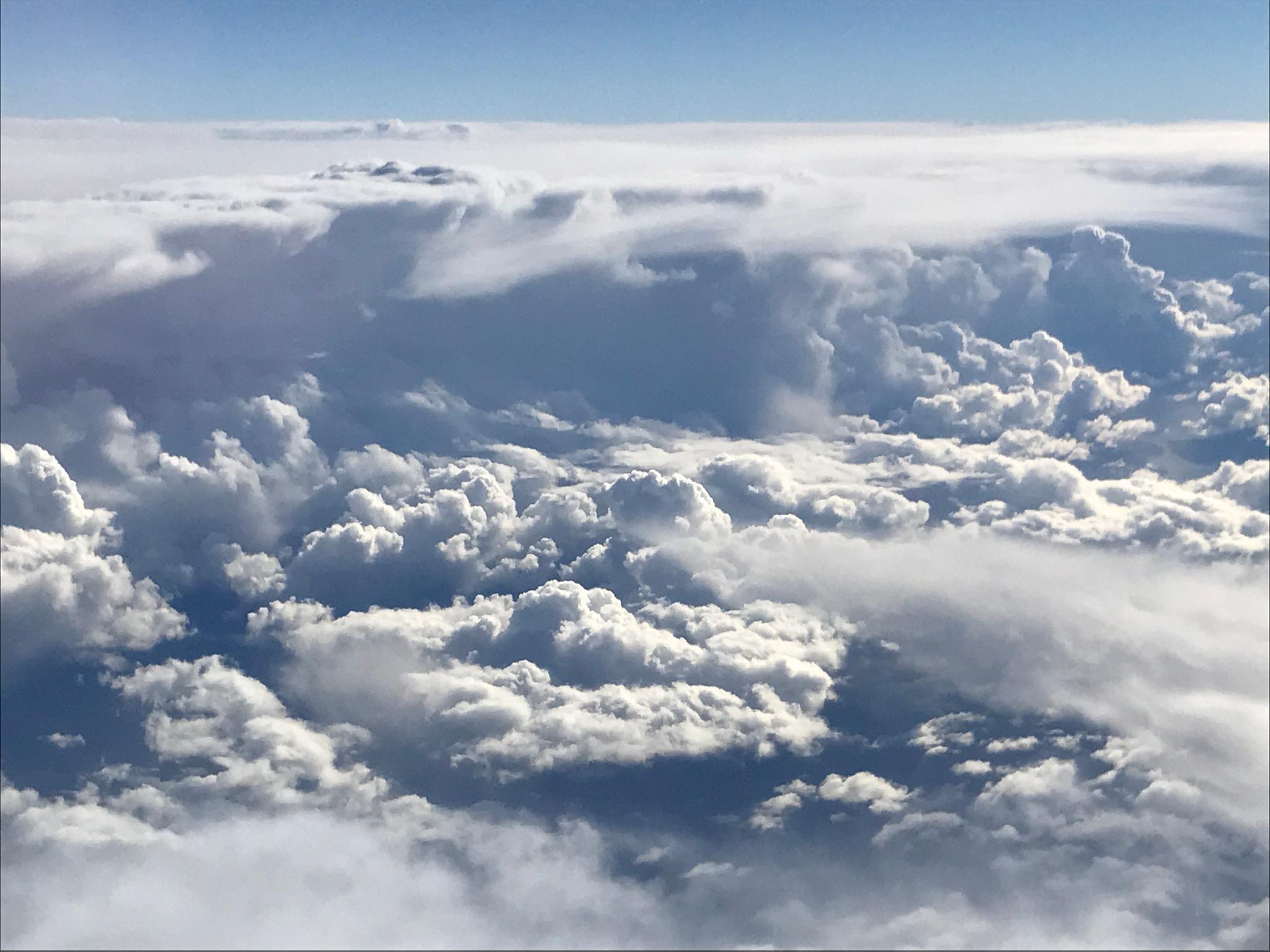 Clouds by Nnanitar