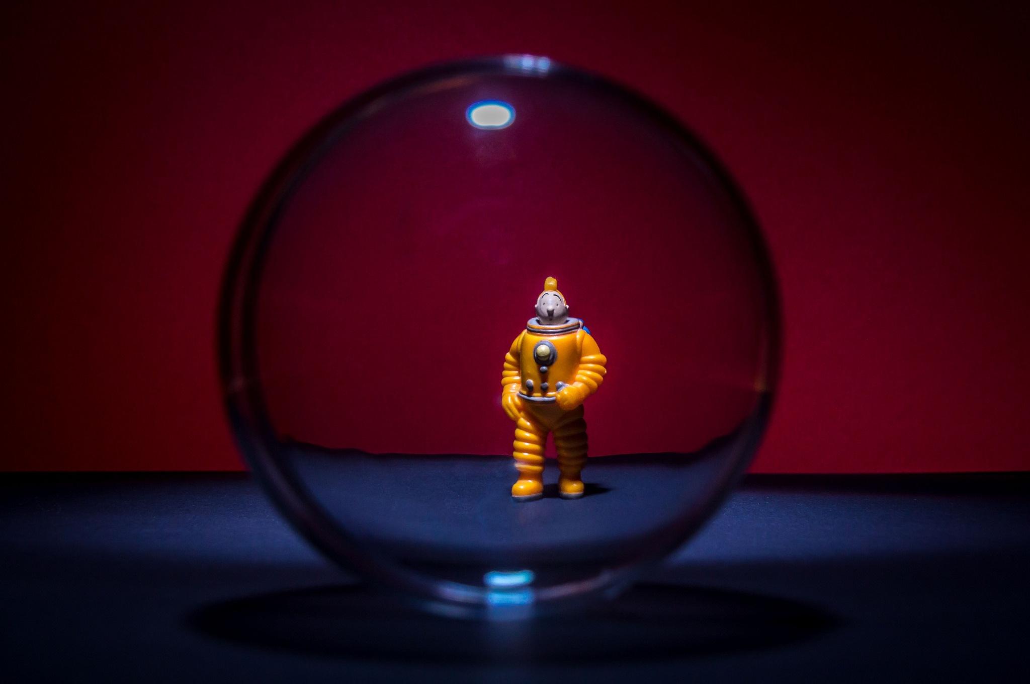 Living in a Bubble Part III by EelkoBouma