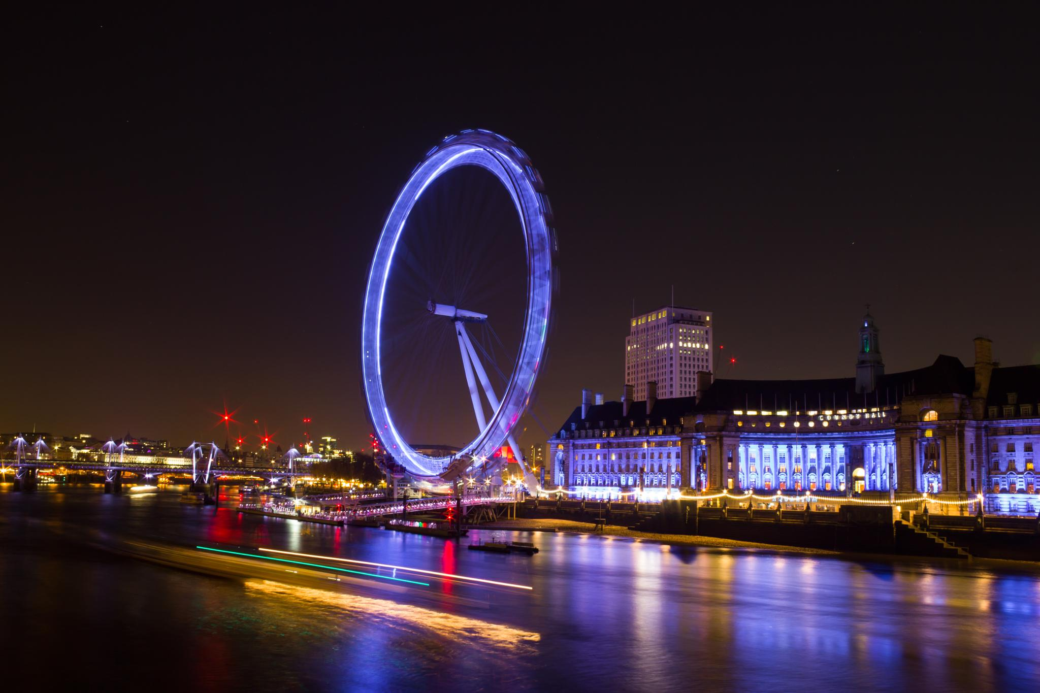 The eye of London6 by thomashaage